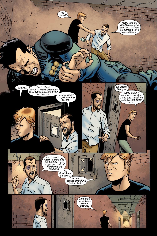 Read online Machine Teen comic -  Issue #5 - 12