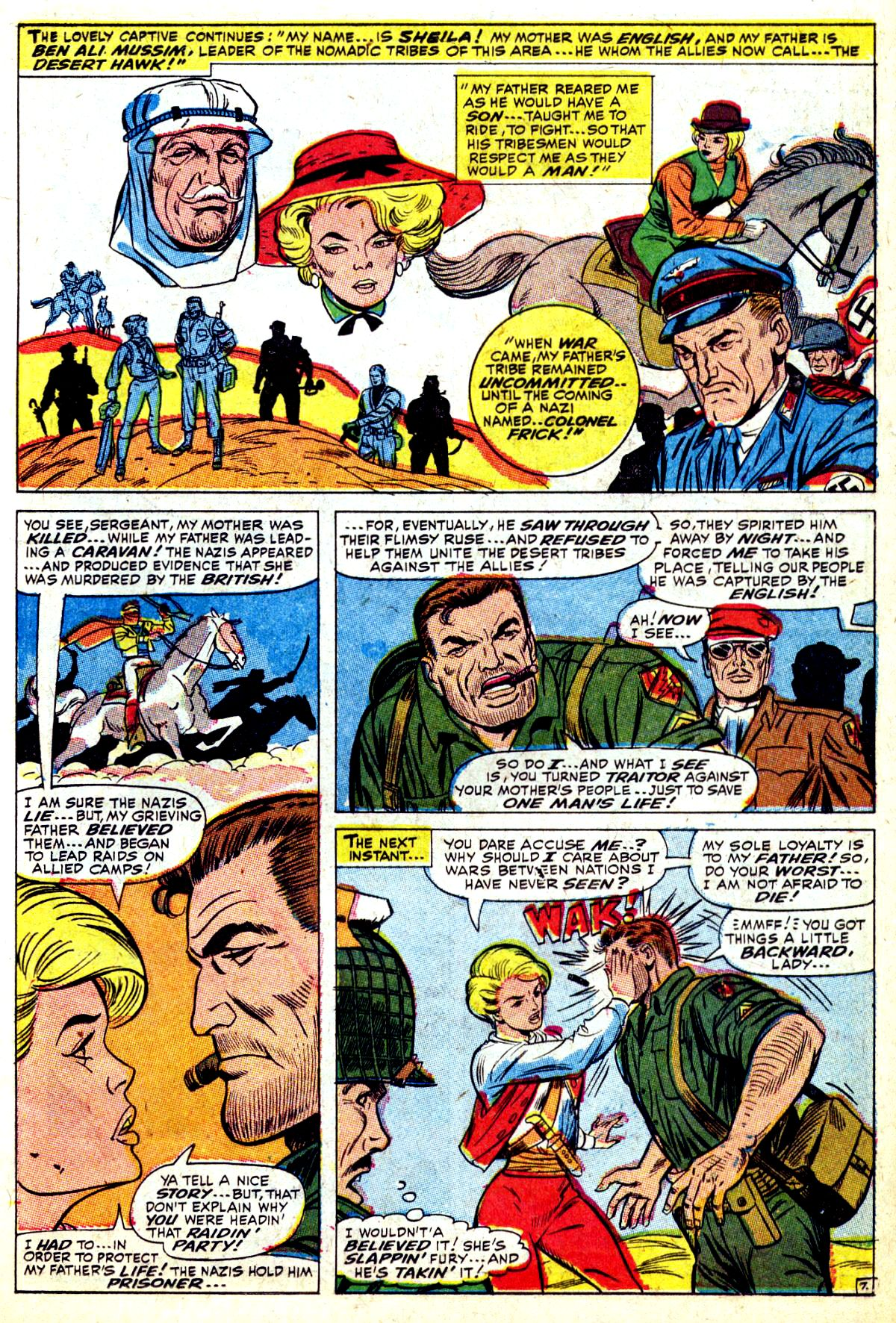Read online Sgt. Fury comic -  Issue #37 - 11