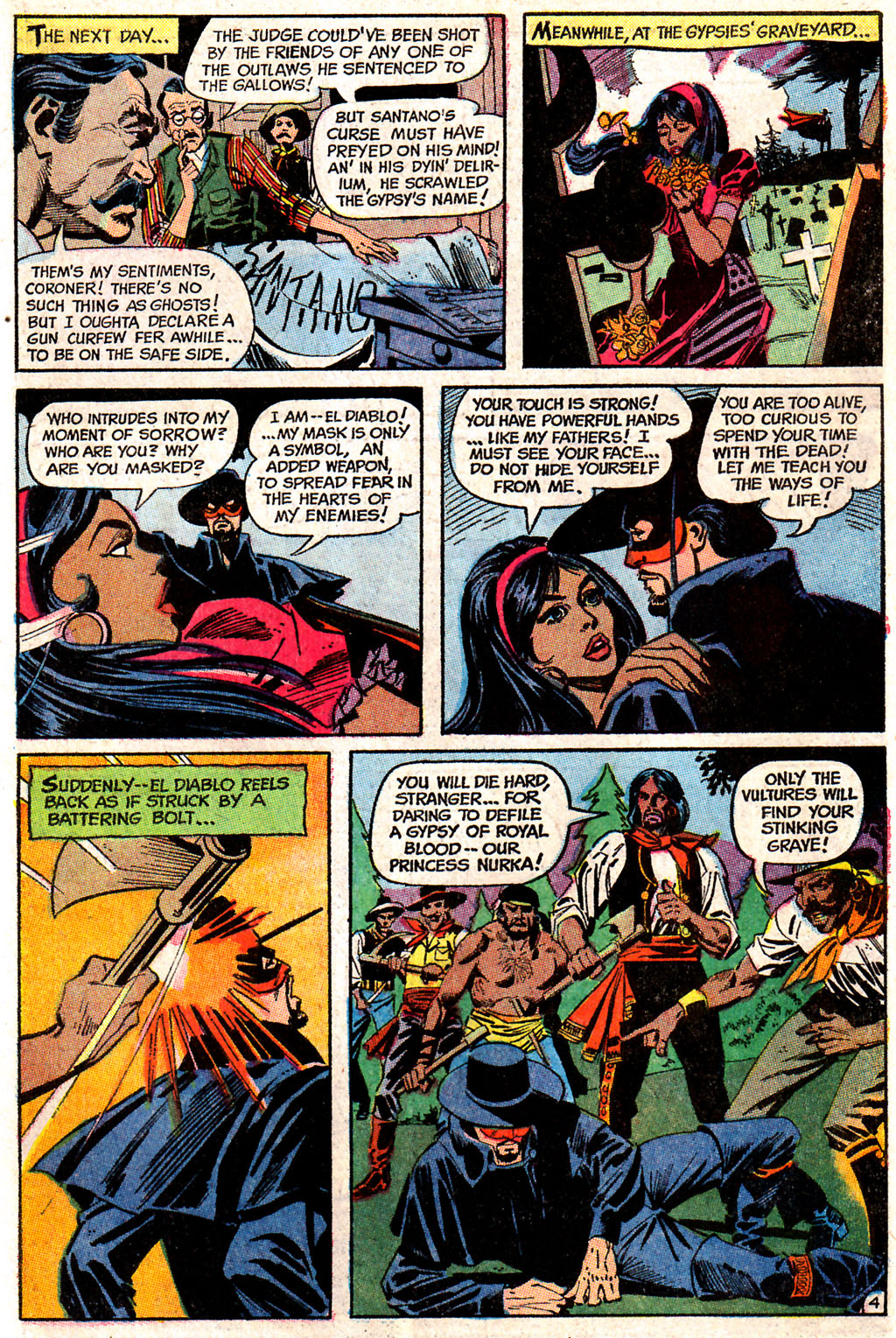 Read online All-Star Western (1970) comic -  Issue #7 - 41