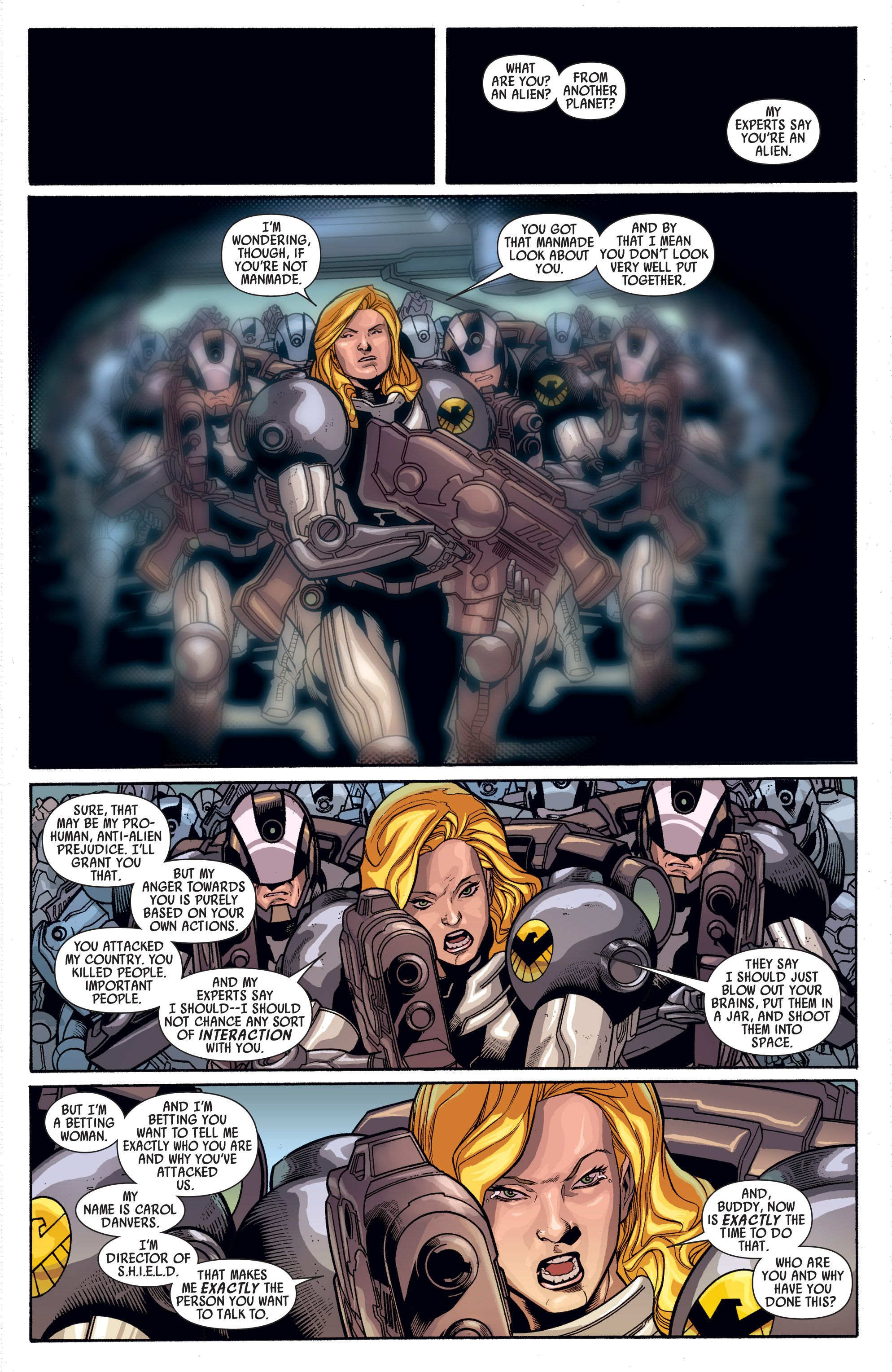 Read online Ultimate Comics Doomsday comic -  Issue # Full - 71