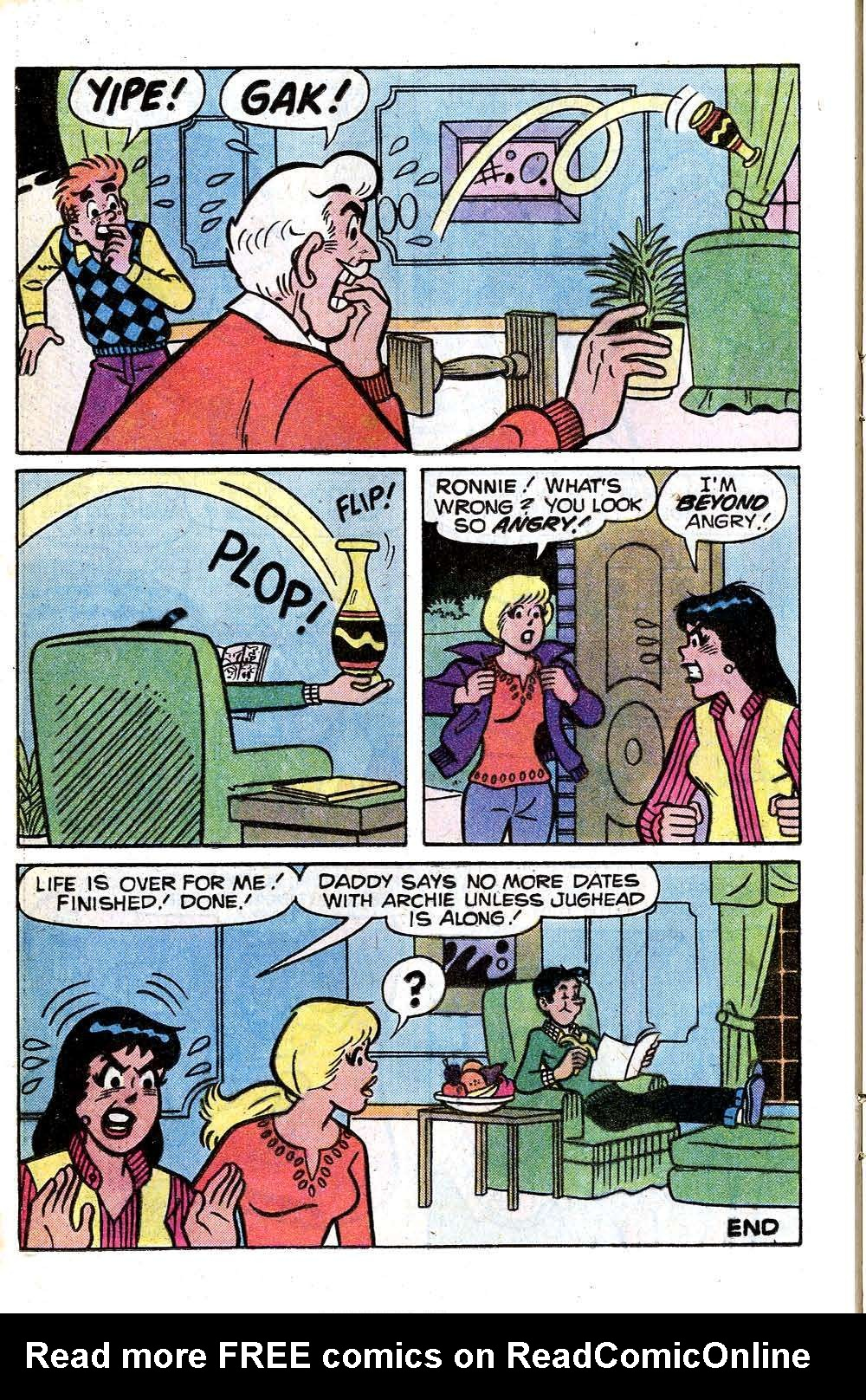 Read online Archie (1960) comic -  Issue #281 - 24