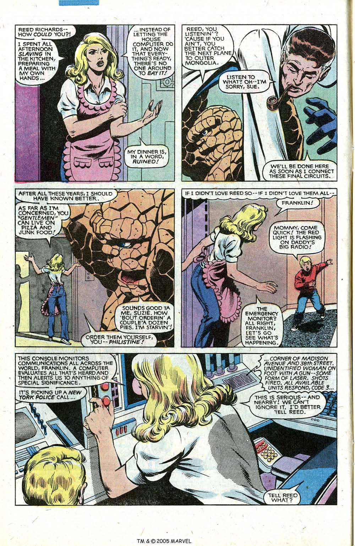 Read online Uncanny X-Men (1963) comic -  Issue # _Annual 5 - 4