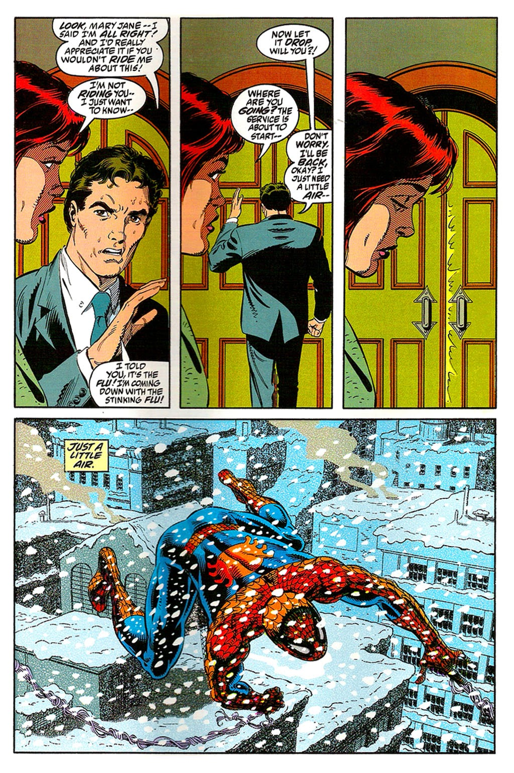 Read online The Amazing Spider-Man: Soul of the Hunter comic -  Issue # Full - 9