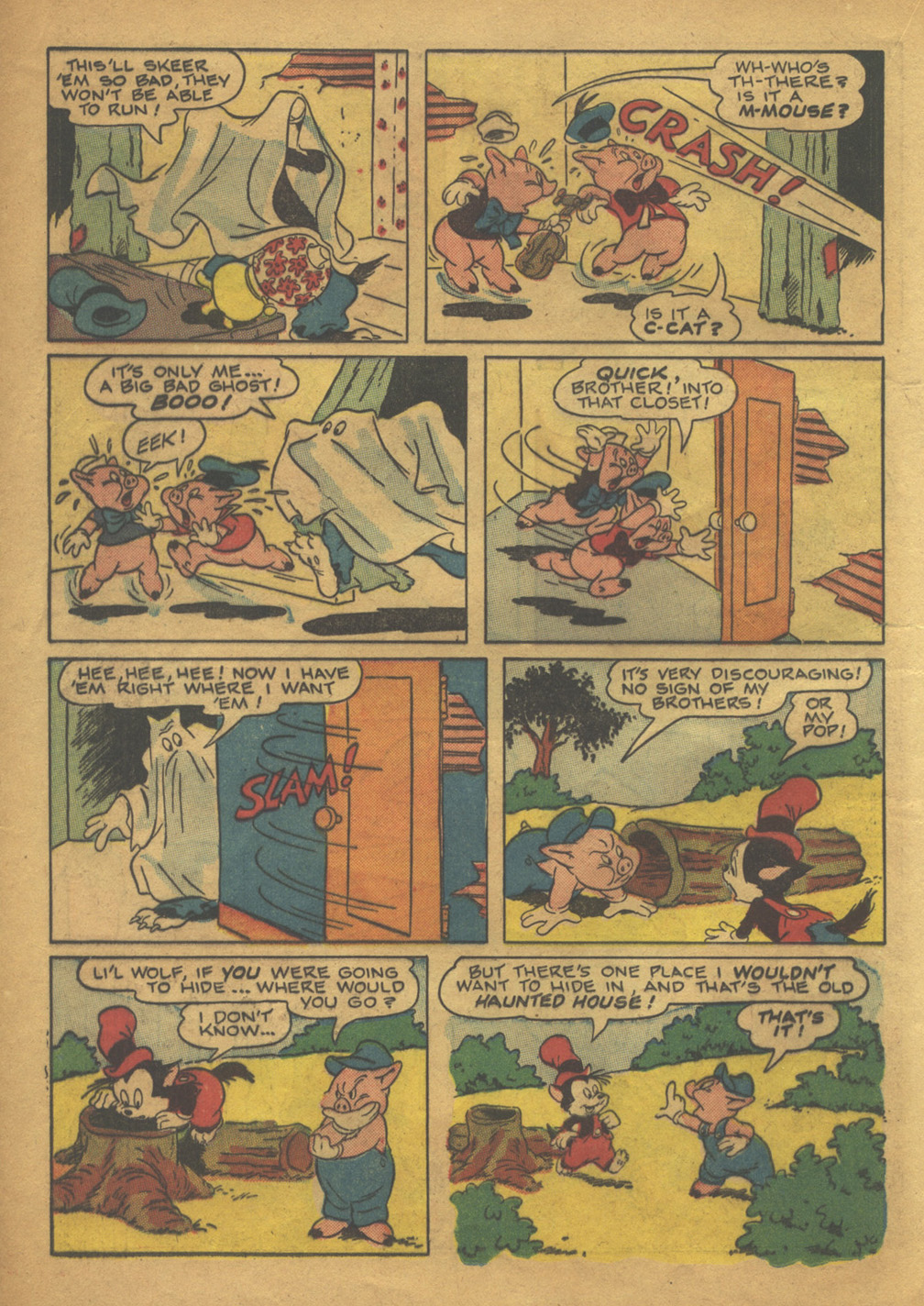 Walt Disney's Comics and Stories issue 103 - Page 16