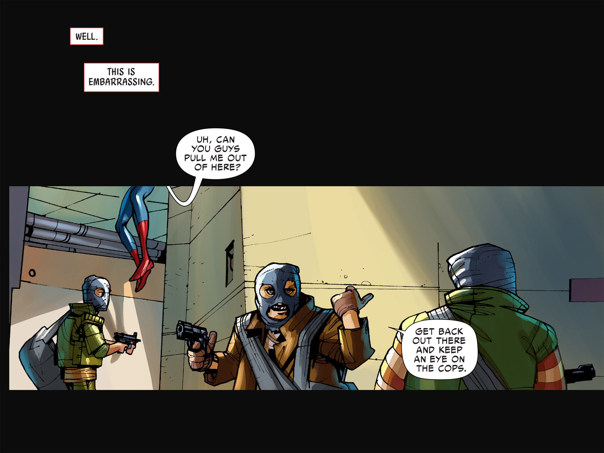 Read online Amazing Spider-Man: Who Am I? comic -  Issue # Full (Part 1) - 45