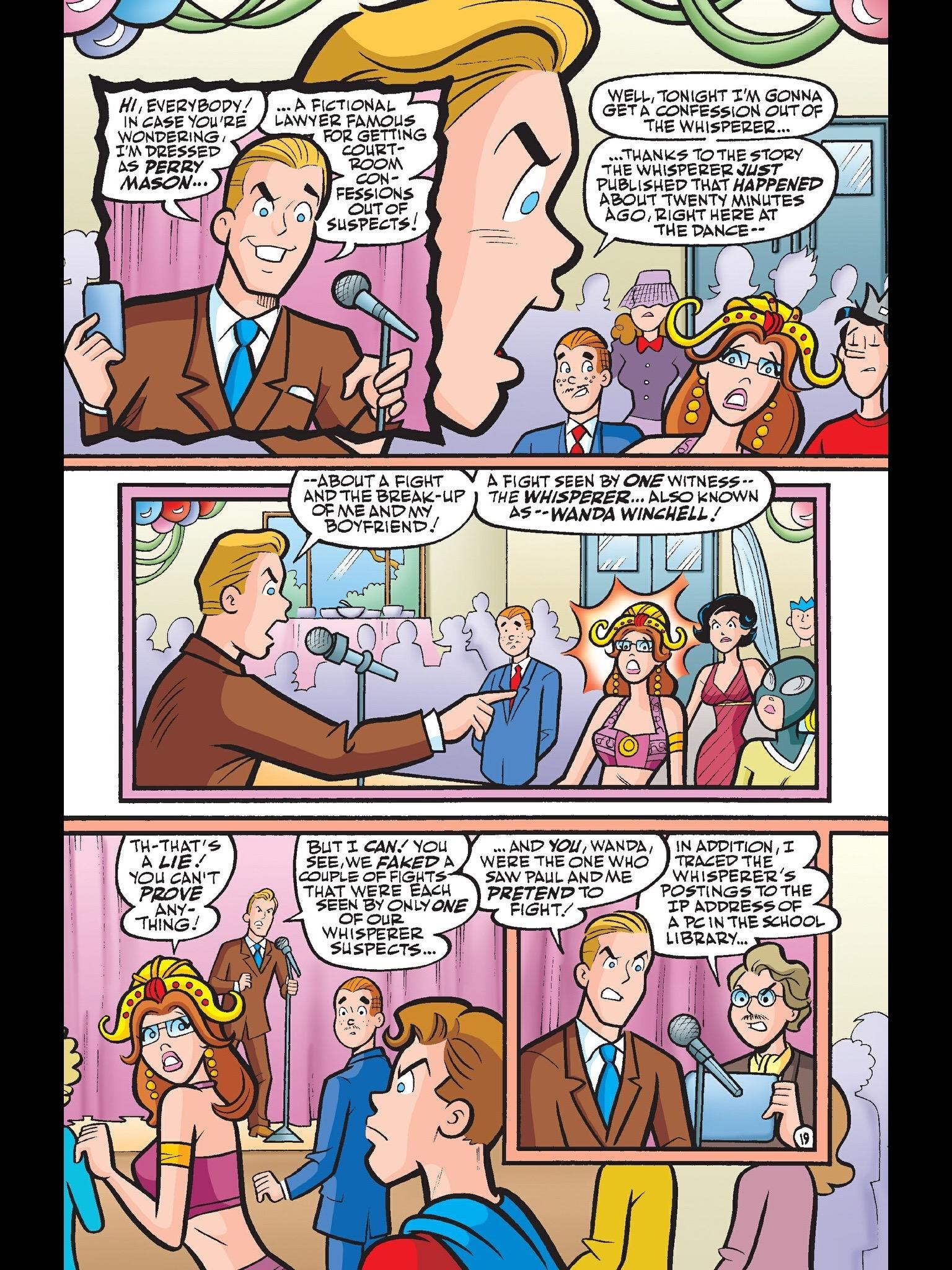 Read online Kevin Keller comic -  Issue #13 - 22