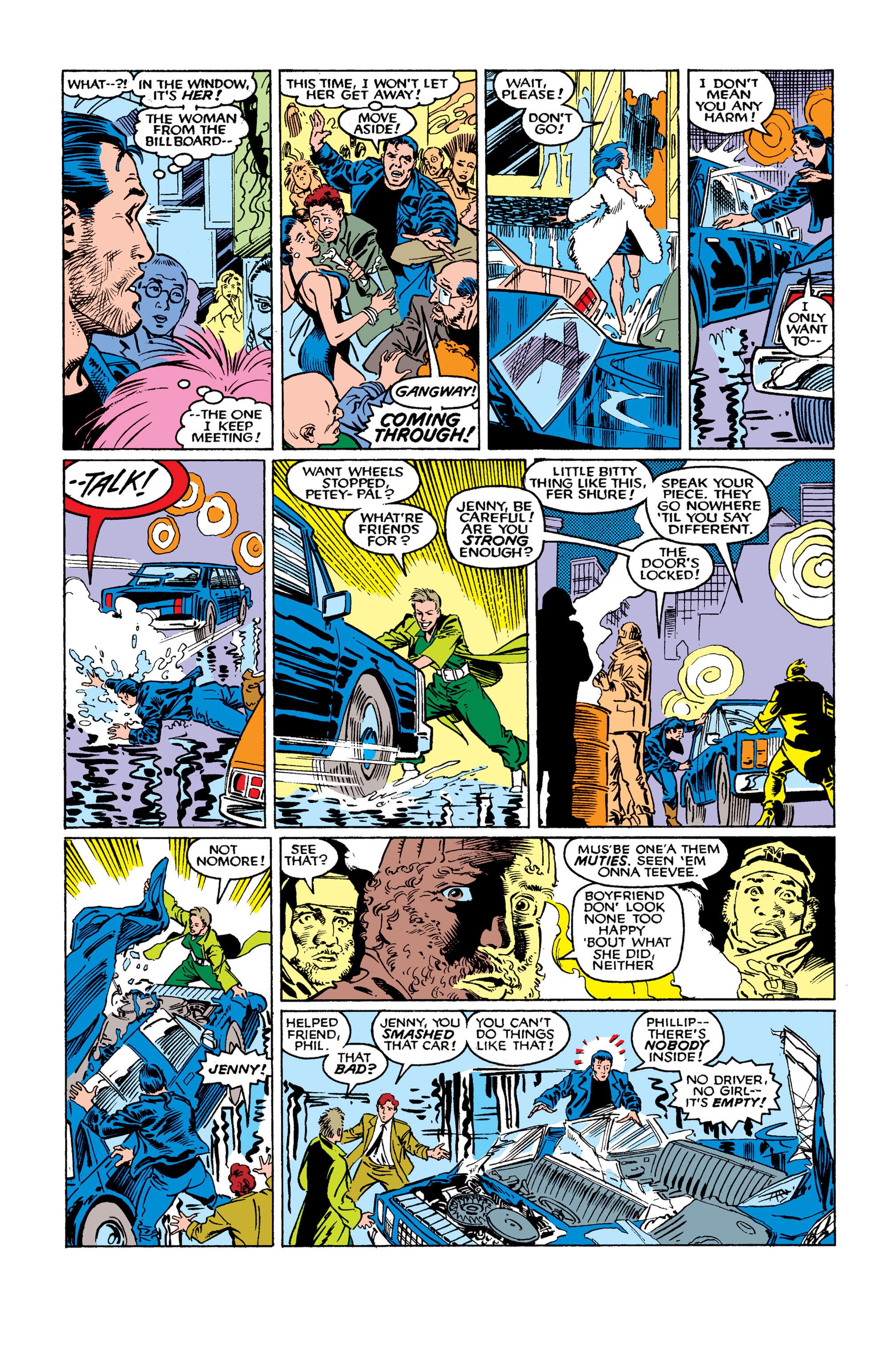 Read online Uncanny X-Men (1963) comic -  Issue #262 - 16