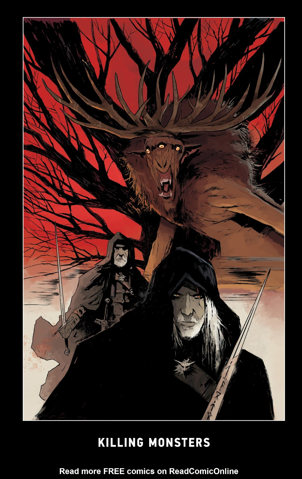 Read online The Witcher Omnibus comic -  Issue # TPB (Part 3) - 47