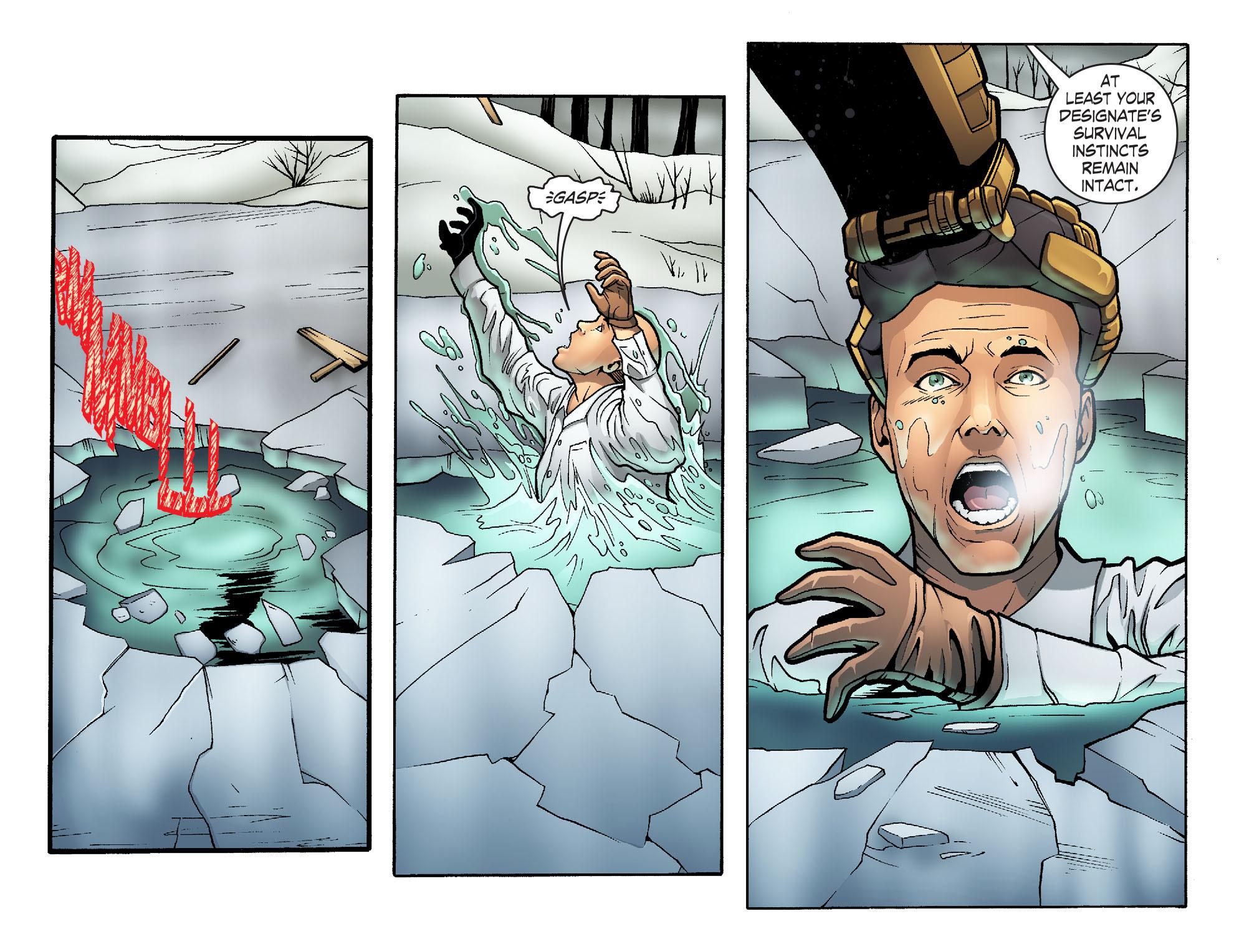 Read online Smallville: Alien comic -  Issue #10 - 7