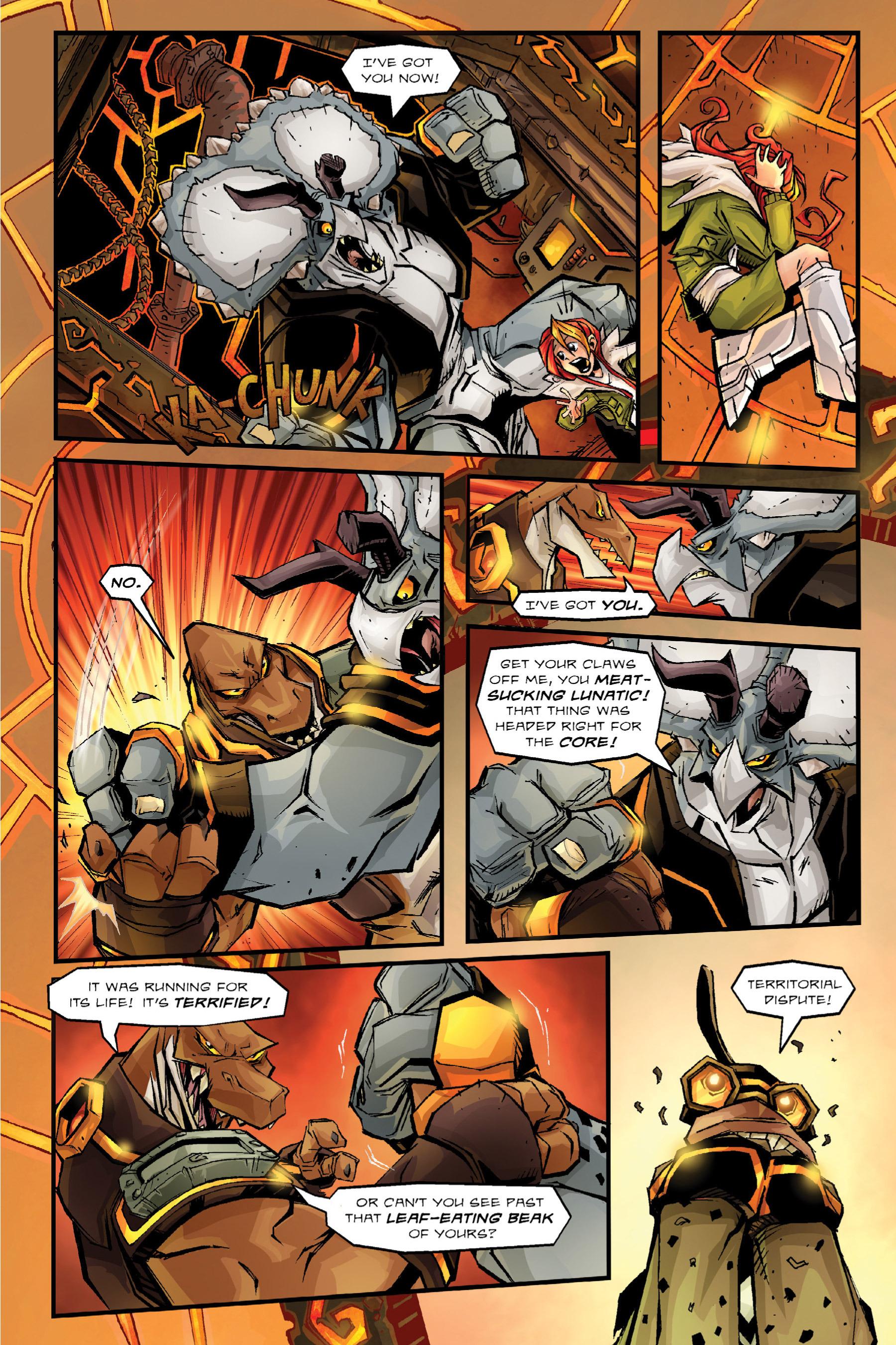 Read online Rexodus comic -  Issue # Full - 41