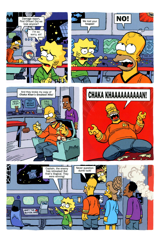 Read online Simpsons Comics comic -  Issue #203 - 29