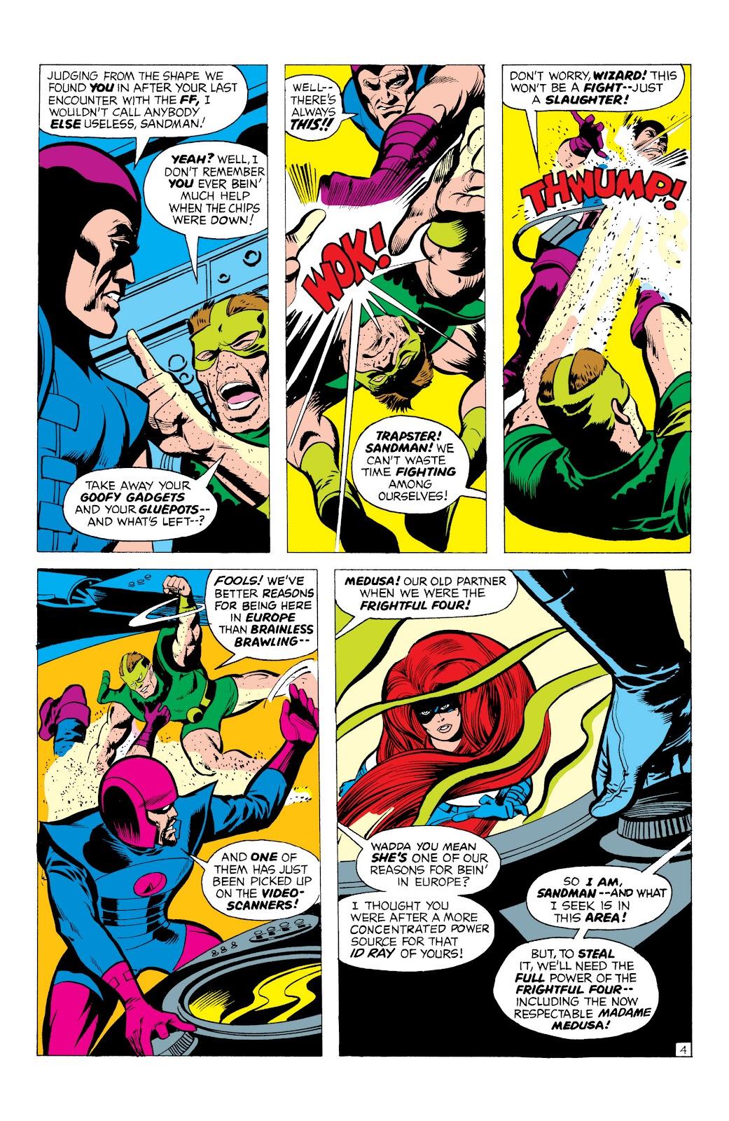 Read online Marvel Masterworks: The Inhumans comic -  Issue # TPB 1 (Part 1) - 47