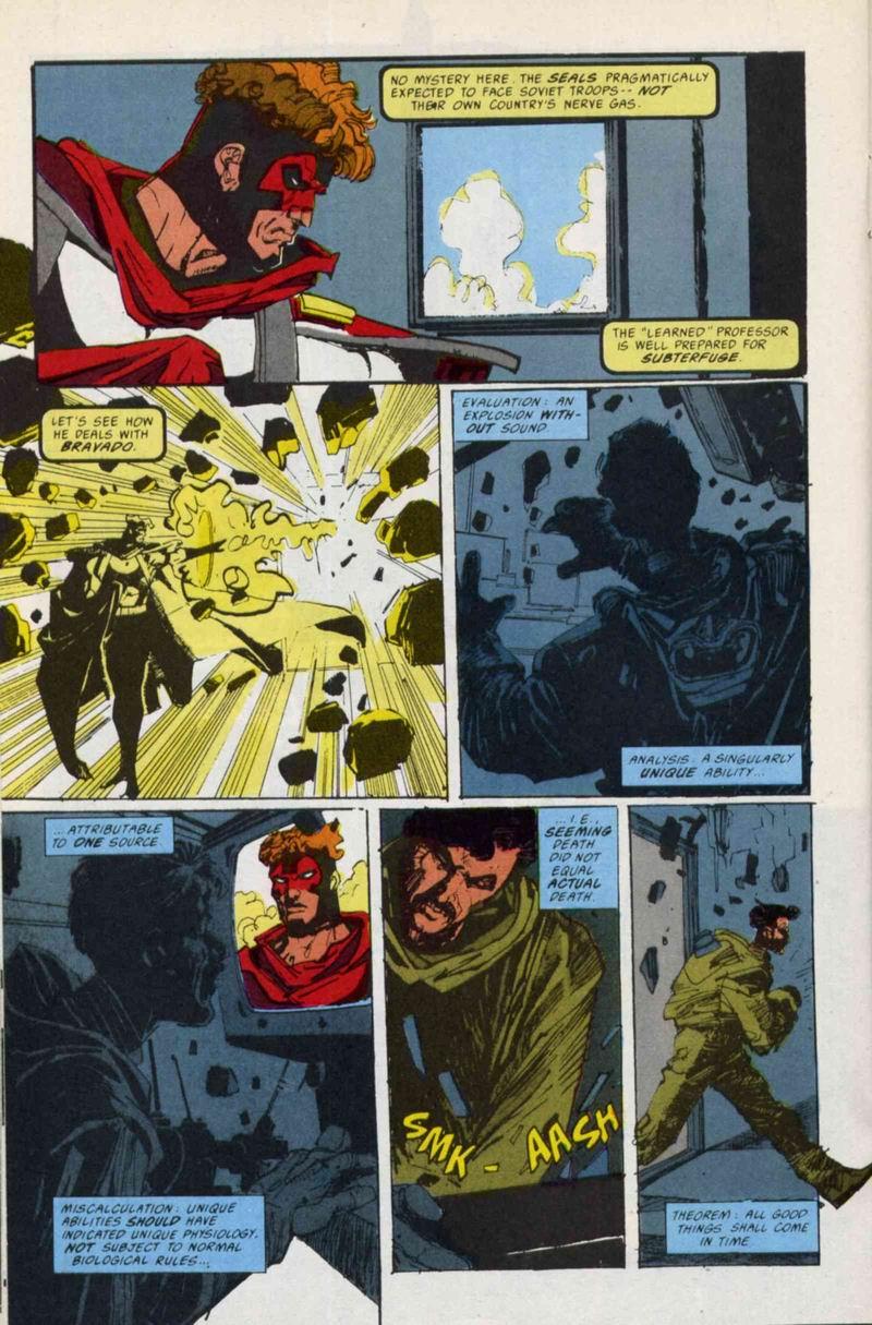 Read online Doctor Zero comic -  Issue #3 - 20