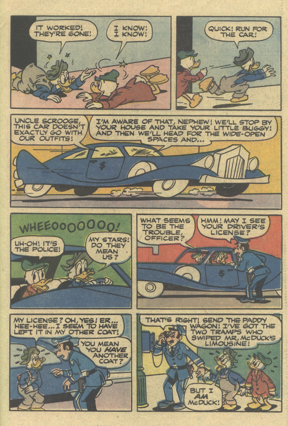 Read online Uncle Scrooge (1953) comic -  Issue #154 - 31