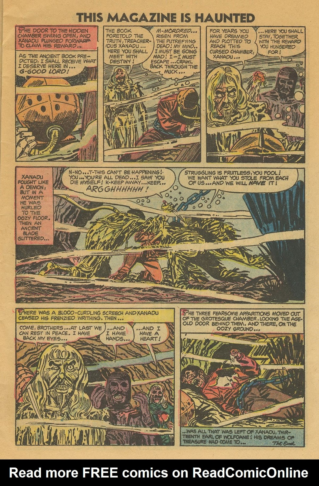 Read online This Magazine Is Haunted comic -  Issue #18 - 9