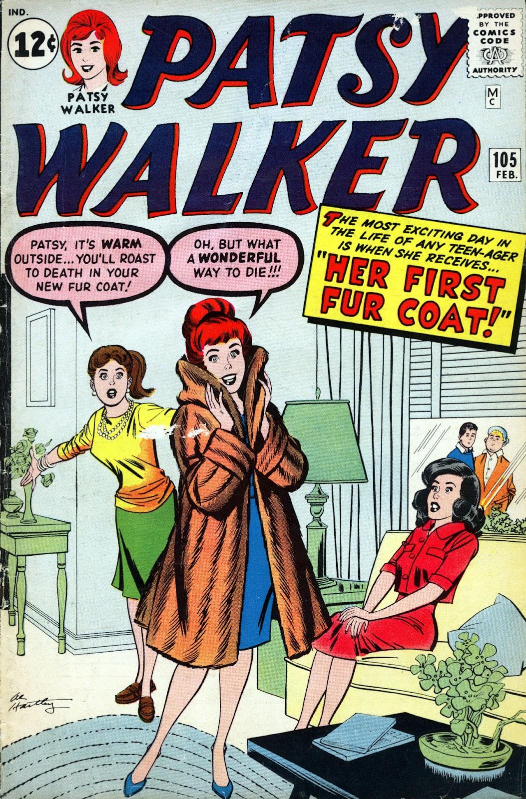 Patsy Walker 105 Page 1
