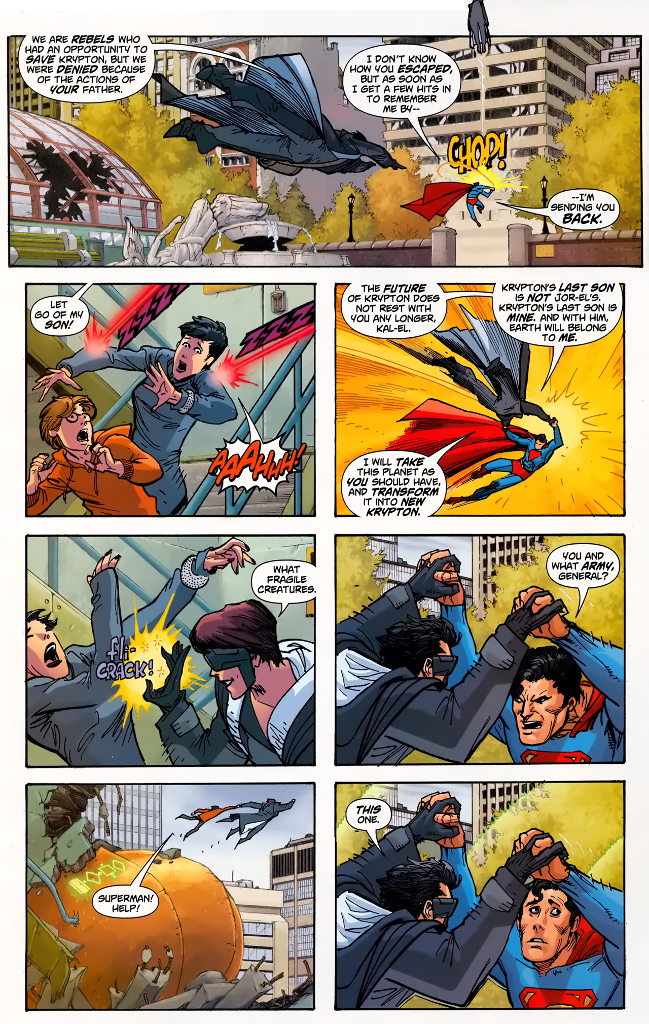 Read online Action Comics (1938) comic -  Issue #846 - 14