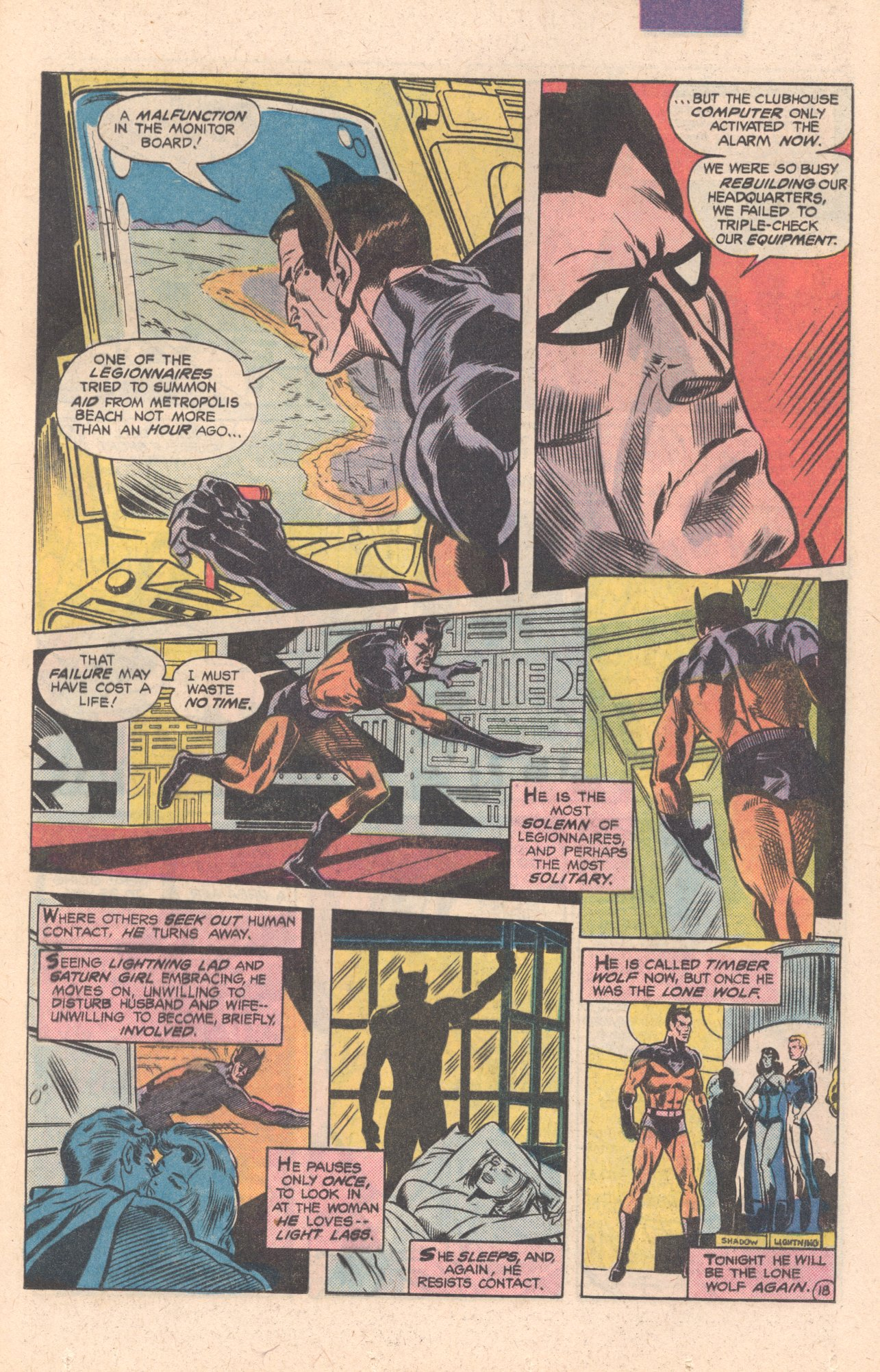 Legion of Super-Heroes (1980) 269 Page 19