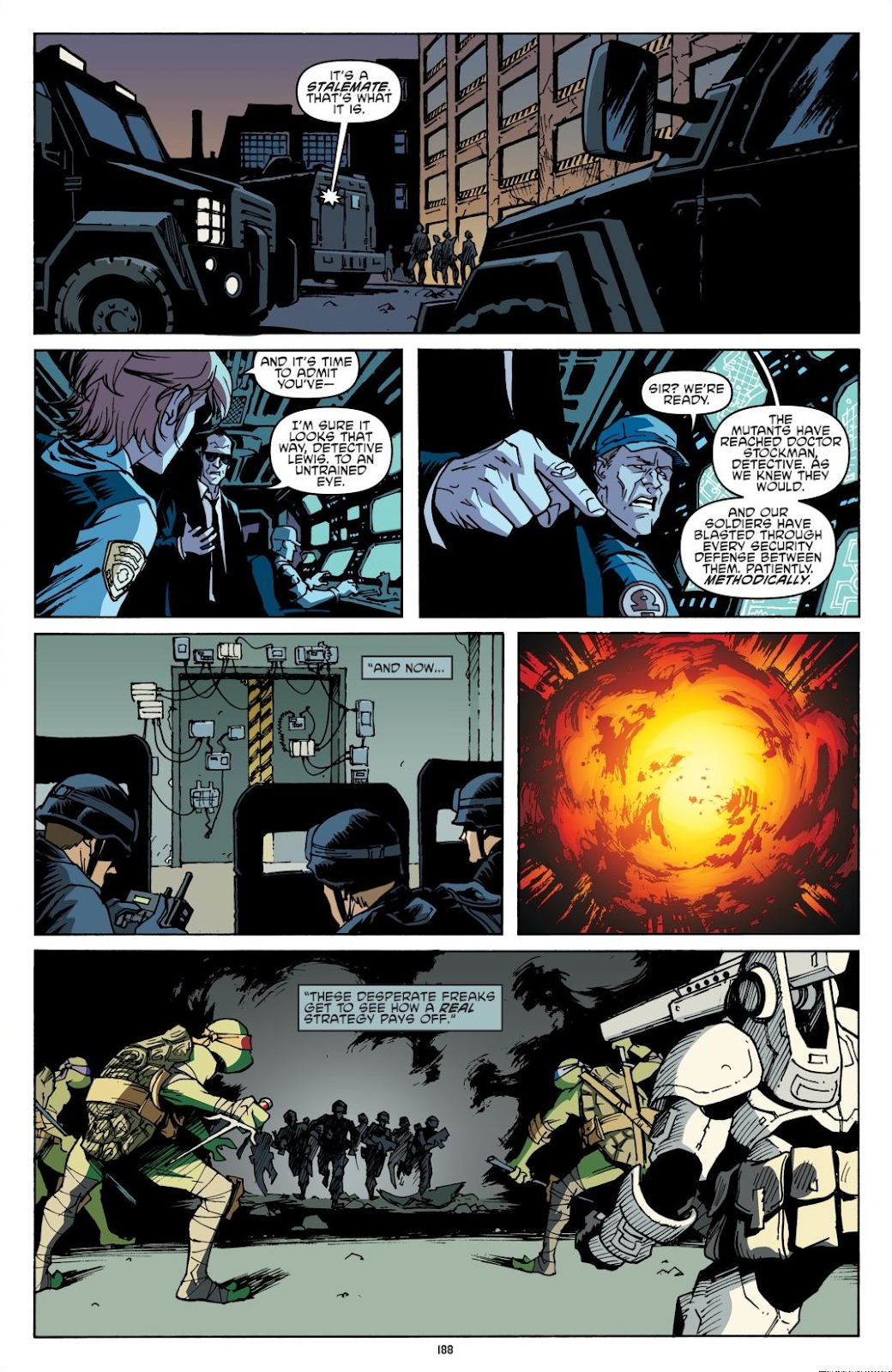 Read online Teenage Mutant Ninja Turtles: The IDW Collection comic -  Issue # TPB 8 (Part 2) - 87