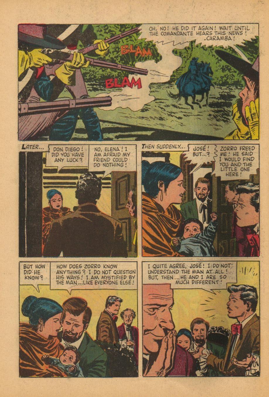 Zorro (1966) issue 2 - Page 34