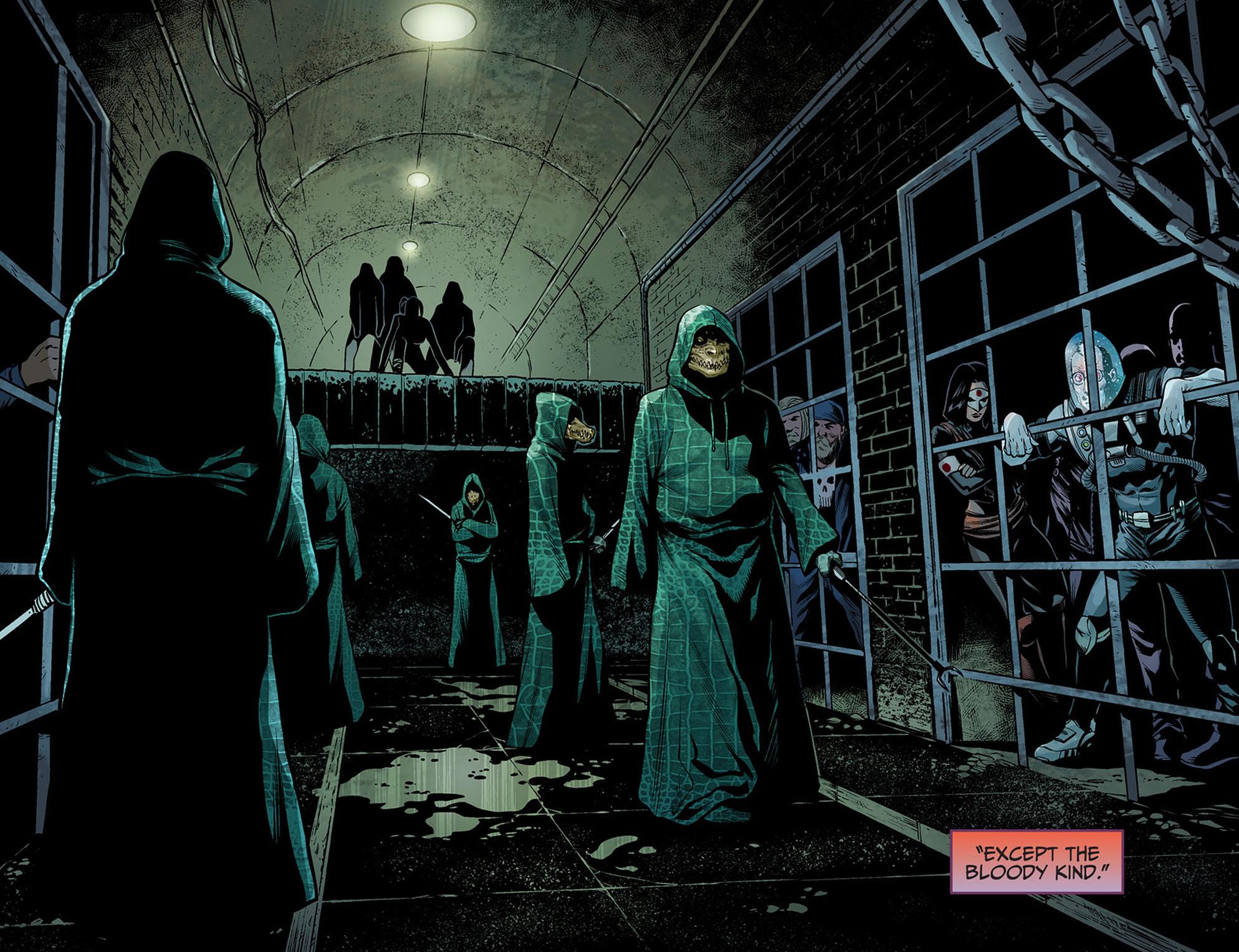 Read online Injustice: Ground Zero comic -  Issue #7 - 17