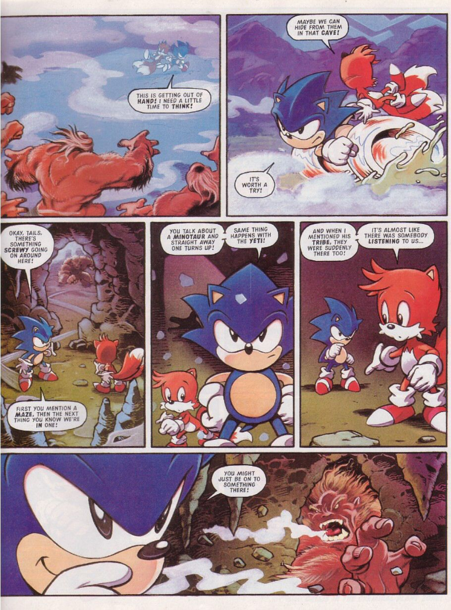 Read online Sonic the Comic comic -  Issue #113 - 7