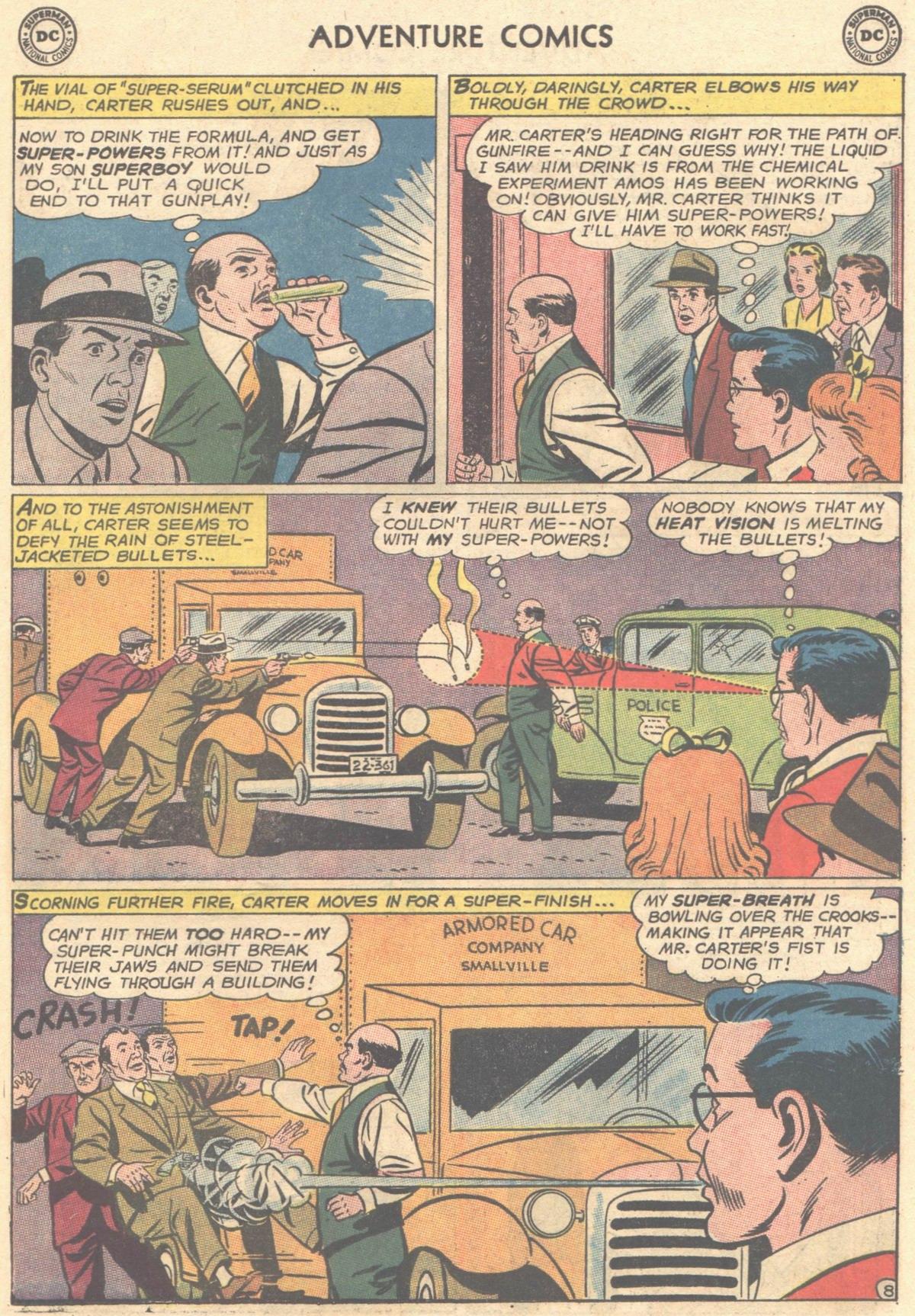 Read online Adventure Comics (1938) comic -  Issue #314 - 31