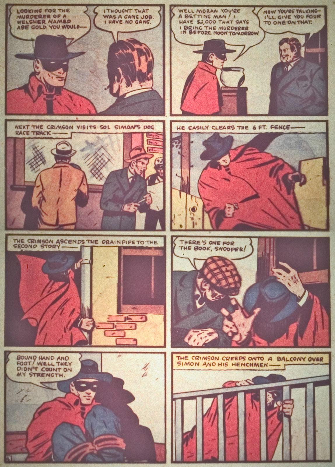 Read online Detective Comics (1937) comic -  Issue #27 - 32