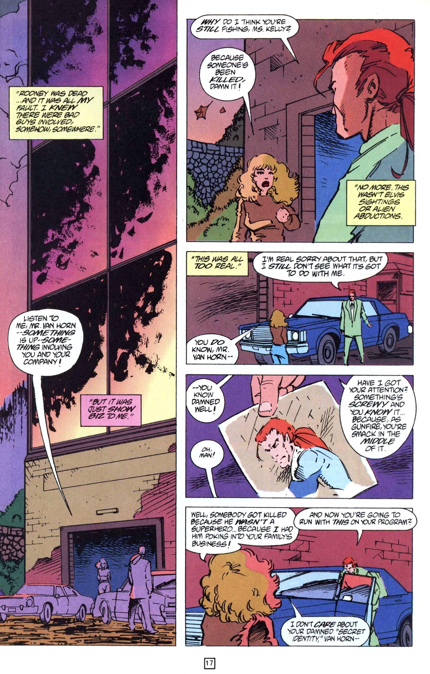 Read online Gunfire comic -  Issue #9 - 21