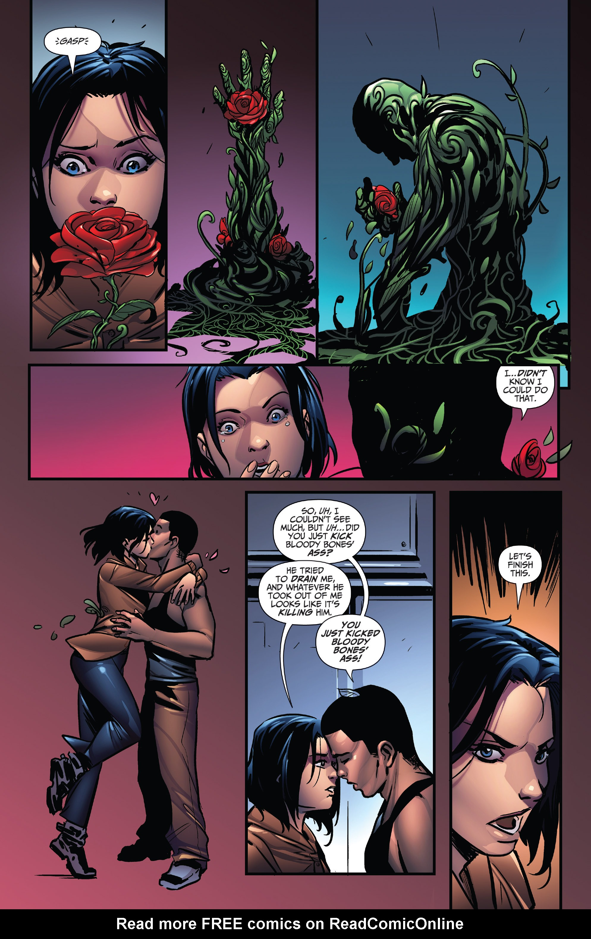 Read online Grimm Fairy Tales: Arcane Acre comic -  Issue # TPB 4 - 57