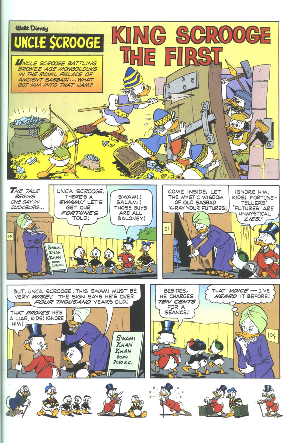 Read online Uncle Scrooge (1953) comic -  Issue #345 - 3