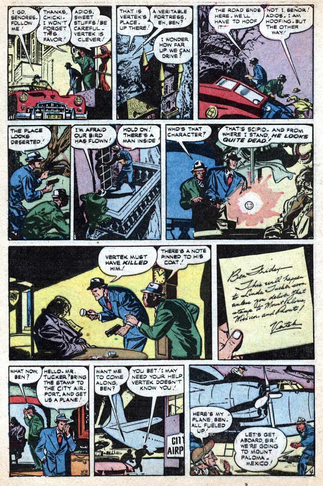 Read online Famous Funnies comic -  Issue #184 - 6