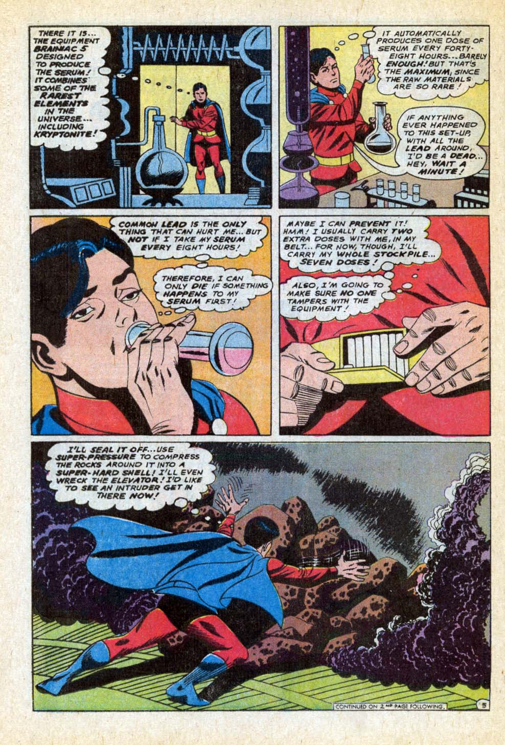 Read online Action Comics (1938) comic -  Issue #384 - 24