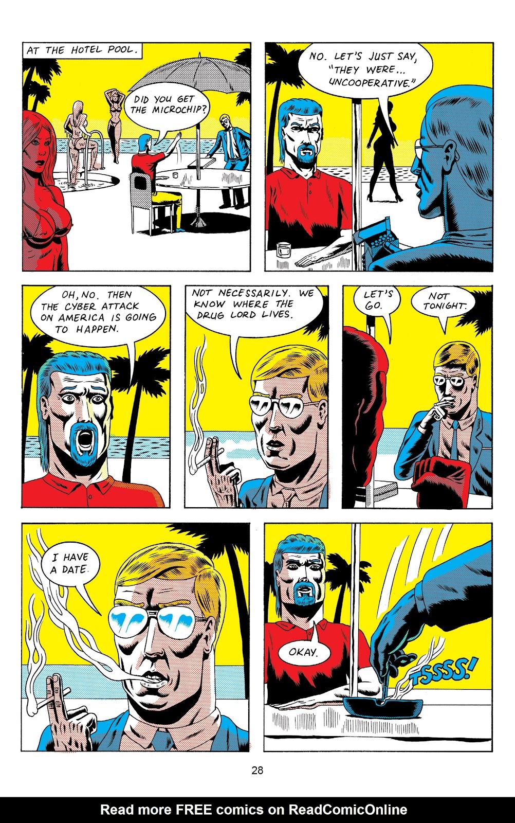 Read online Terror Assaulter: O.M.W.O.T (One Man War On Terror) comic -  Issue # TPB - 29