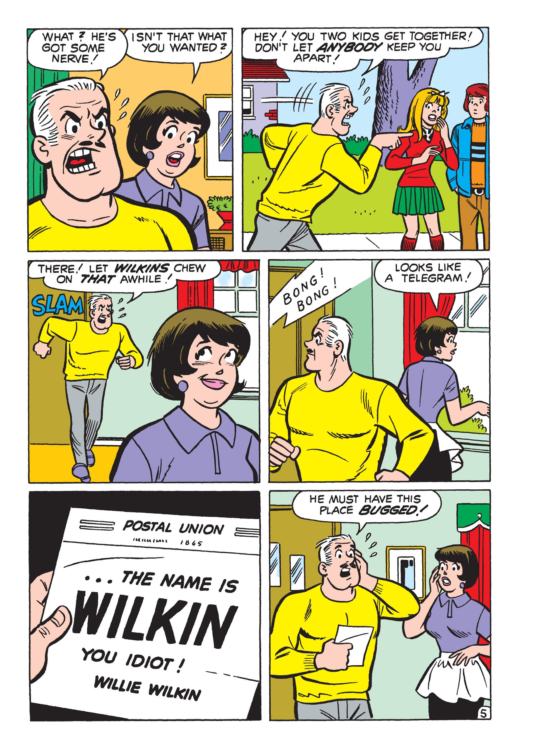 Read online Archie 1000 Page Comics Blowout! comic -  Issue # TPB (Part 3) - 157