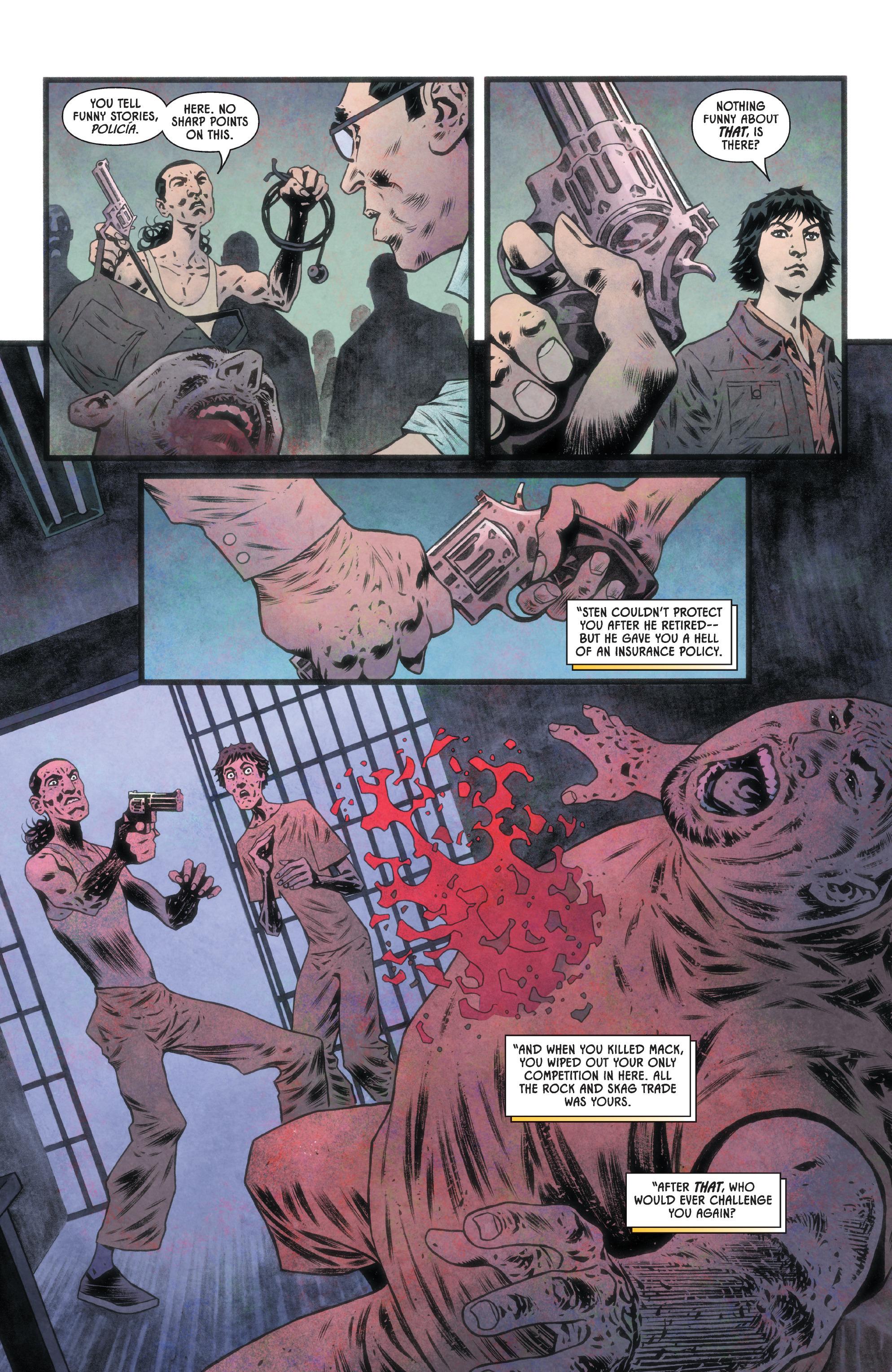 Read online Dead Inside comic -  Issue #5 - 14