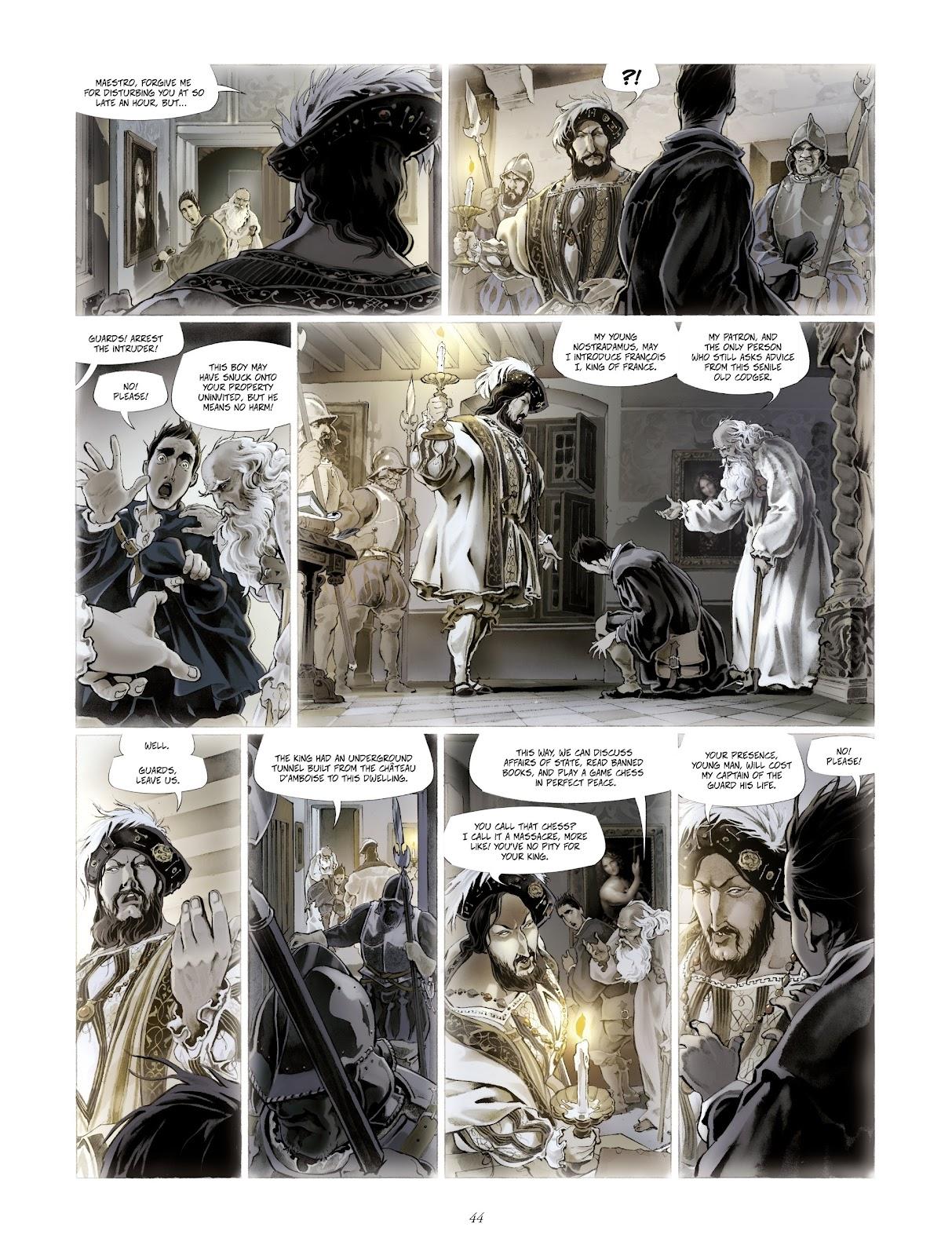 Read online Arthus Trivium comic -  Issue #4 - 46