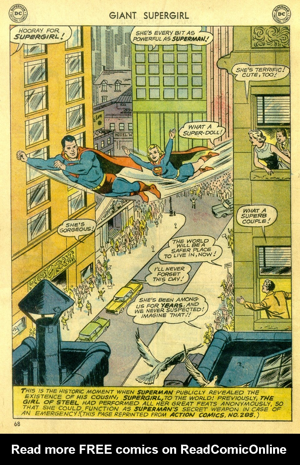 Action Comics (1938) 334 Page 69