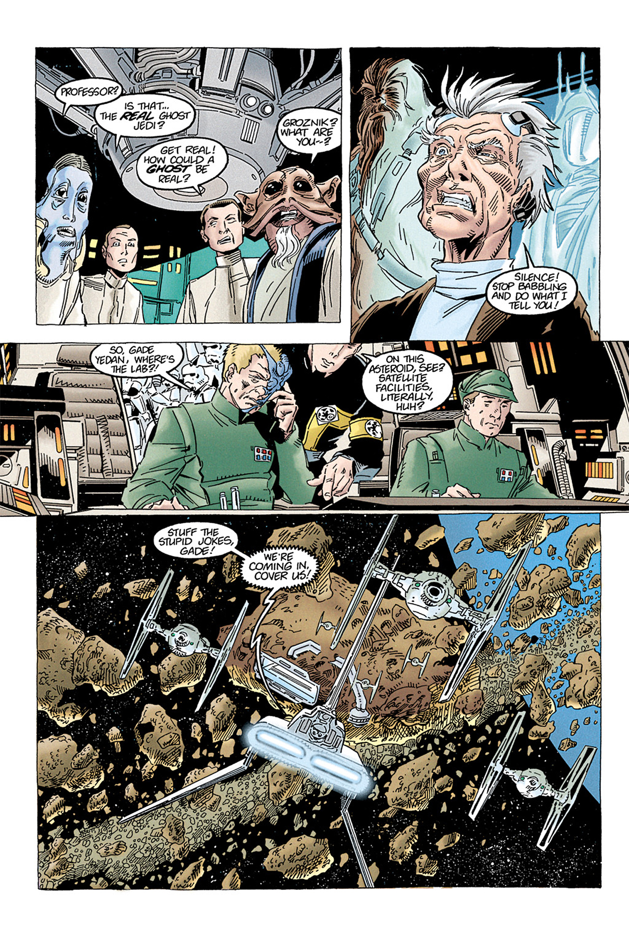Read online Star Wars Omnibus comic -  Issue # Vol. 1 - 241