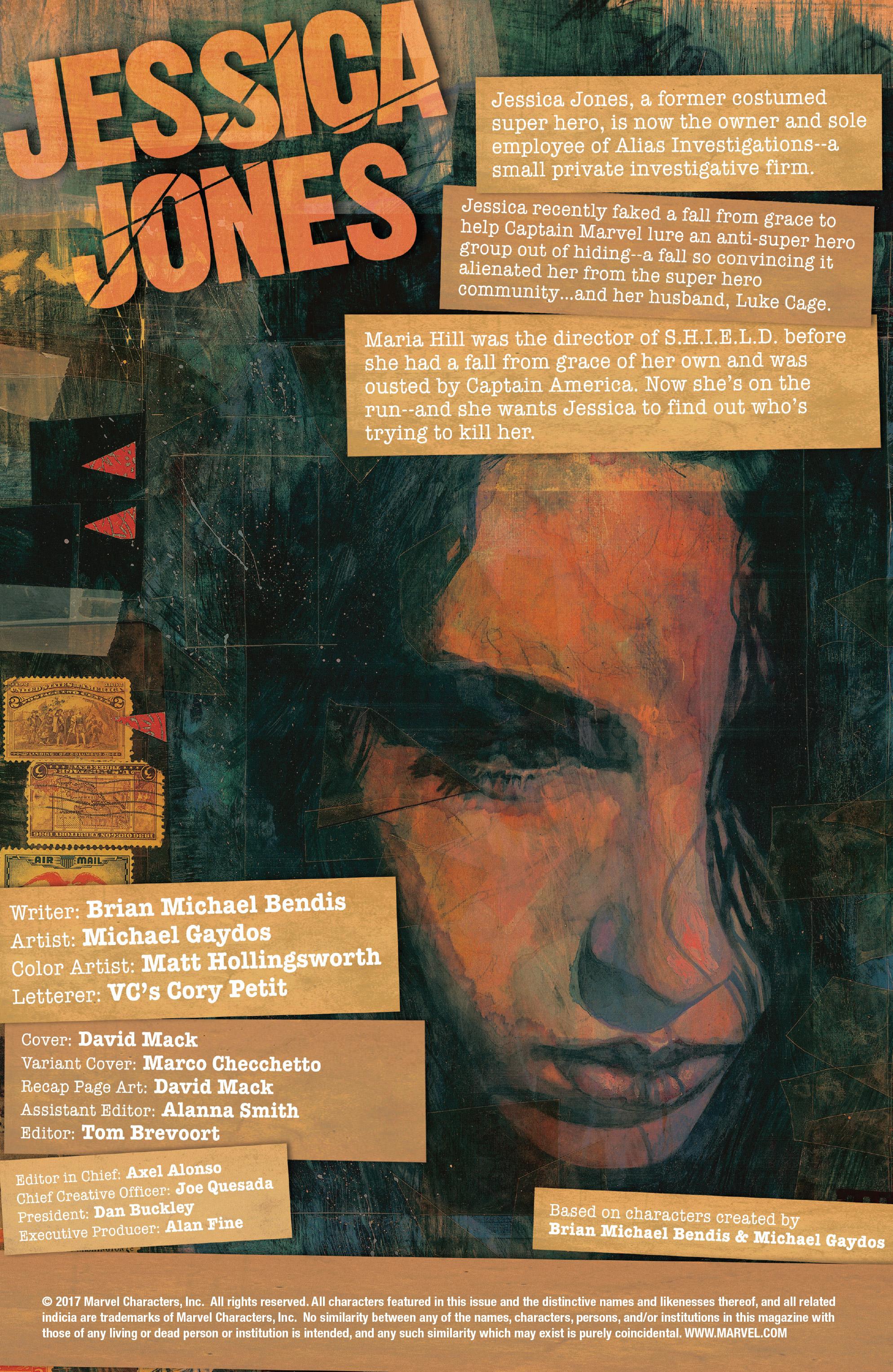 Read online Jessica Jones (2016) comic -  Issue #8 - 2