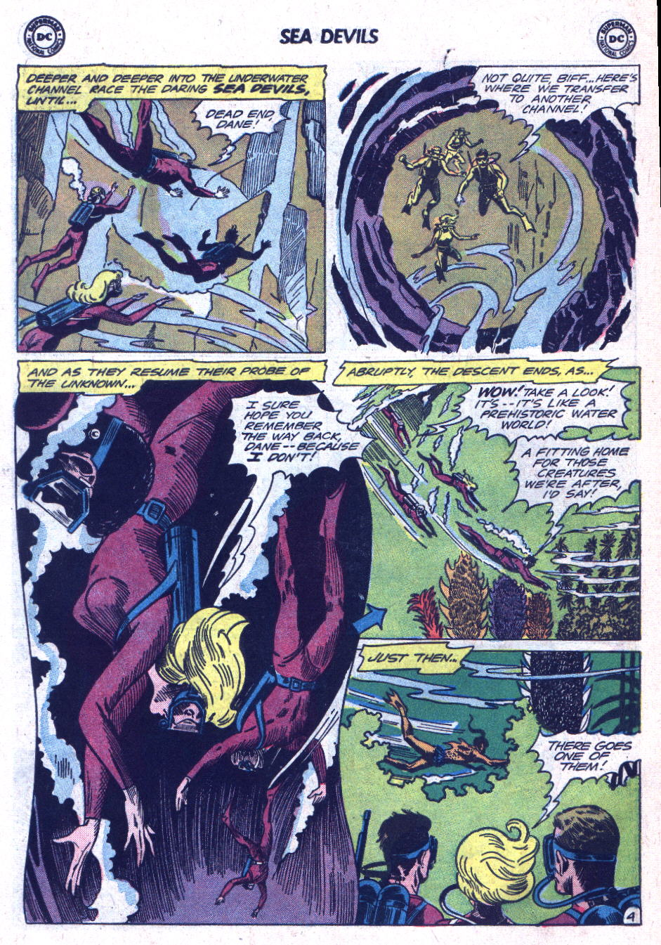 Read online Sea Devils comic -  Issue #18 - 6