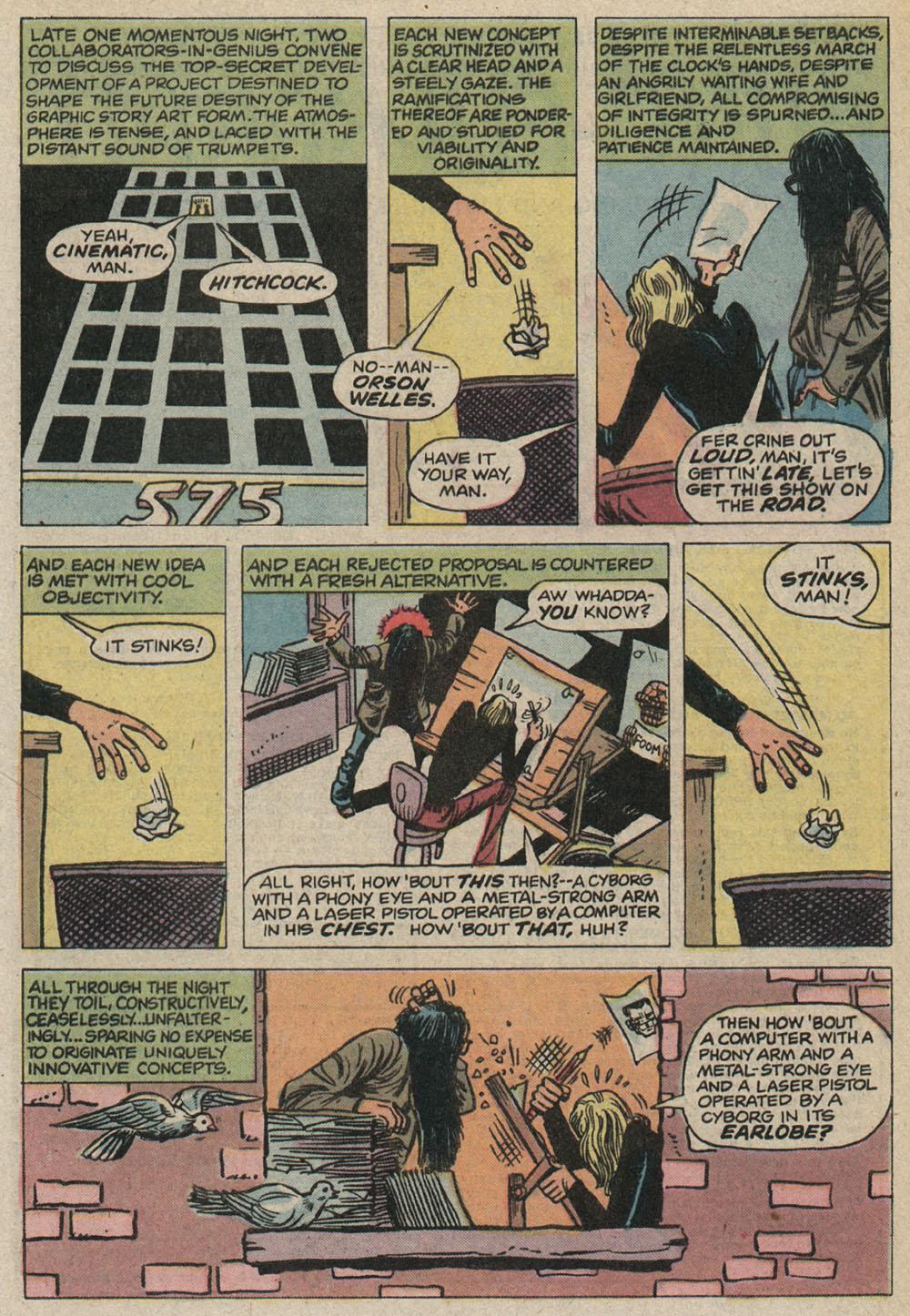 Read online Astonishing Tales (1970) comic -  Issue #25 - 20