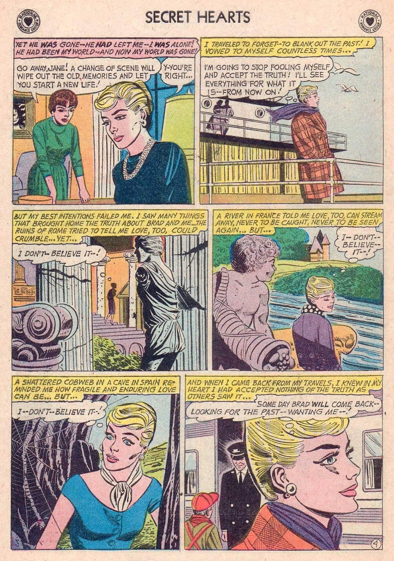 Read online Secret Hearts comic -  Issue #67 - 14