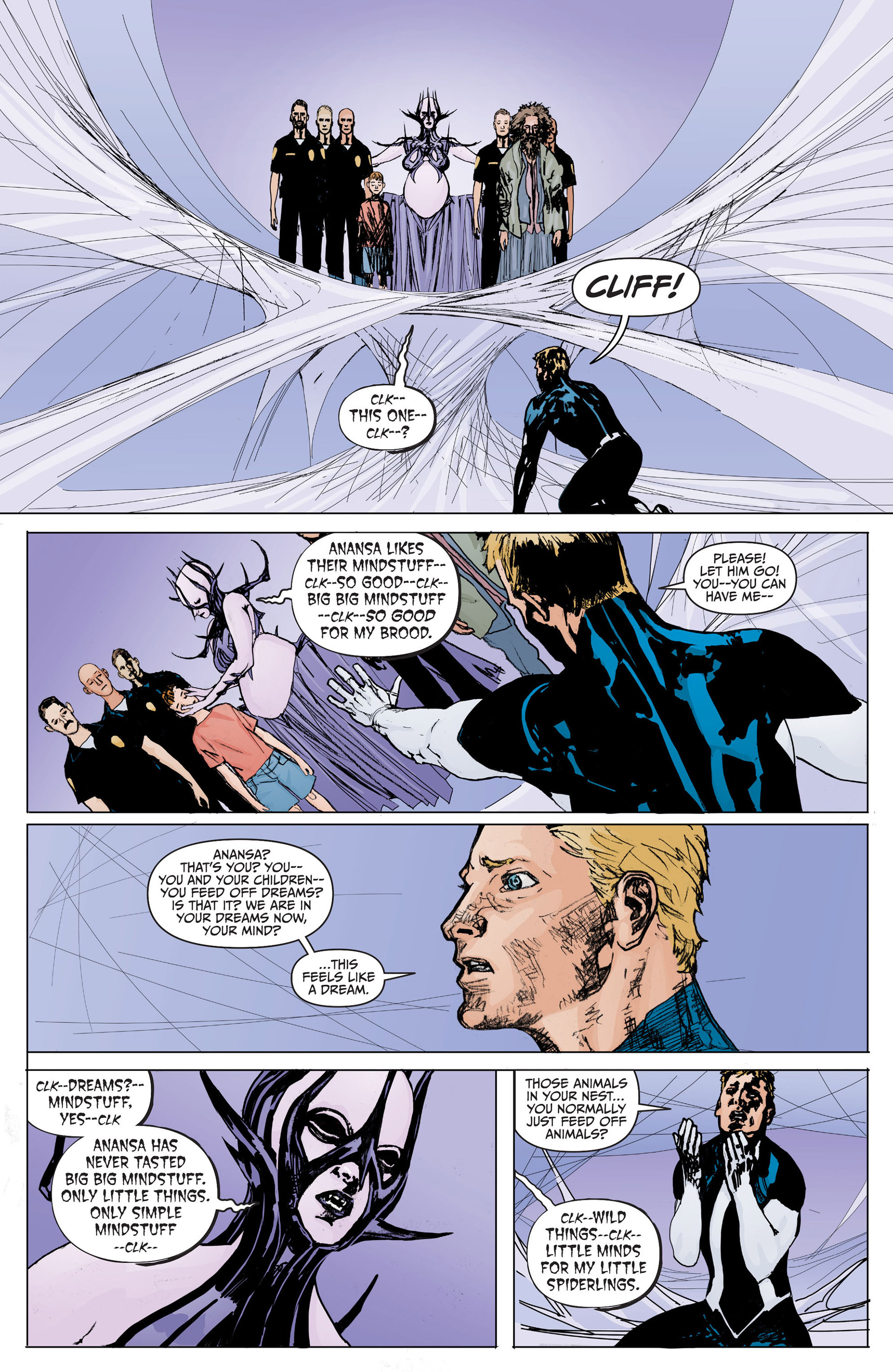 Read online Animal Man (2011) comic -  Issue #Animal Man (2011) _Annual 2 - 24