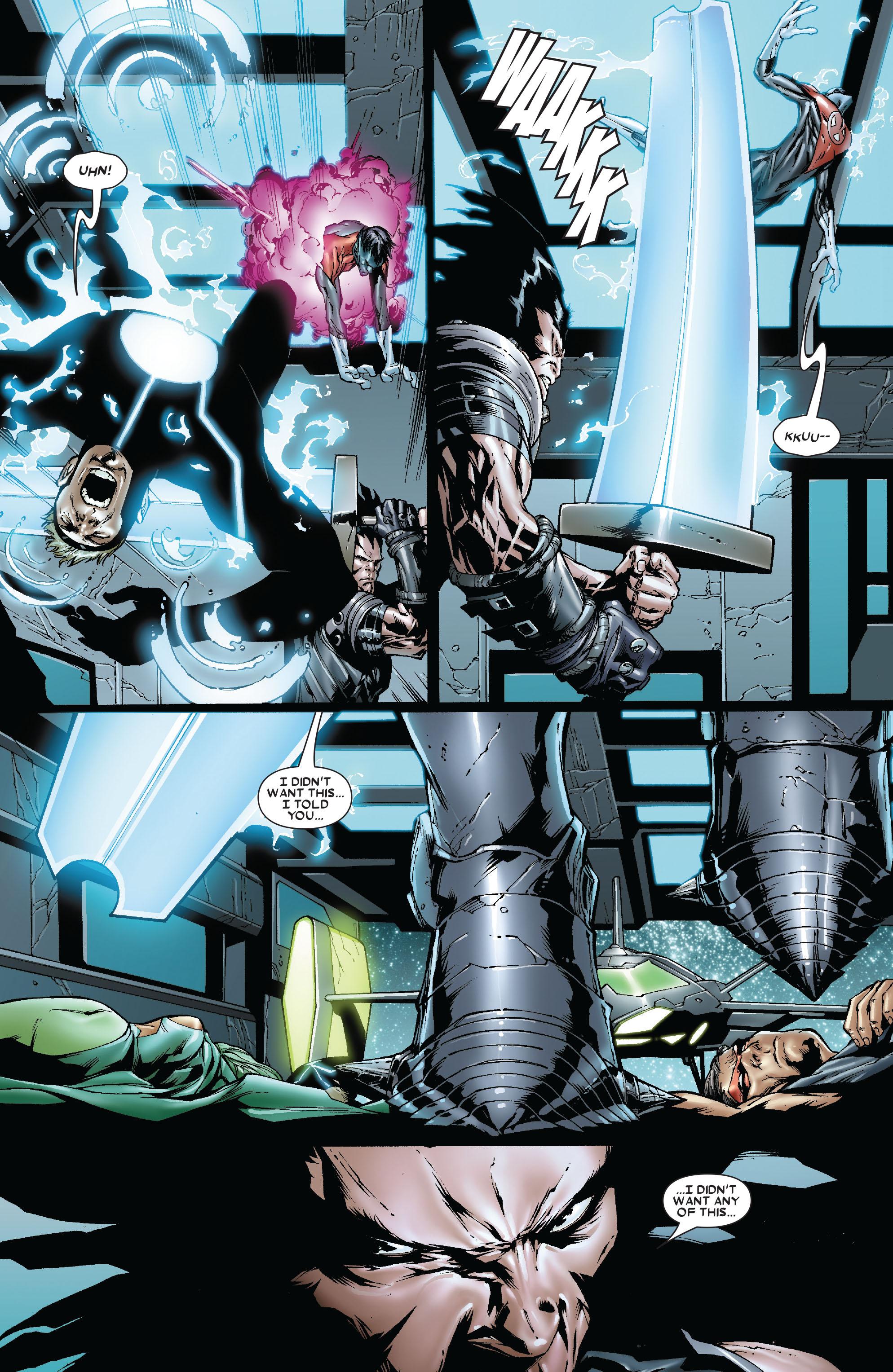 Read online Uncanny X-Men (1963) comic -  Issue #479 - 15