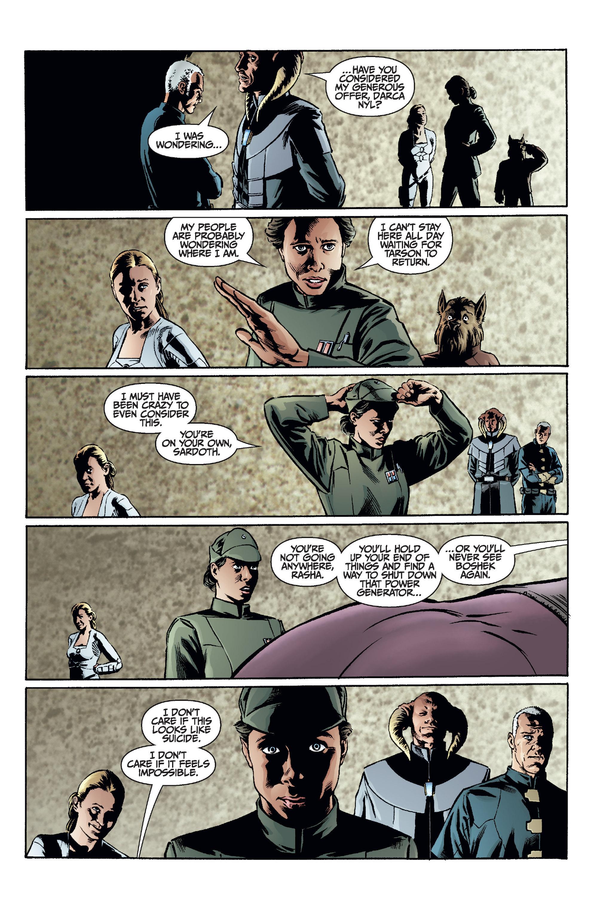Read online Star Wars Omnibus comic -  Issue # Vol. 20 - 254