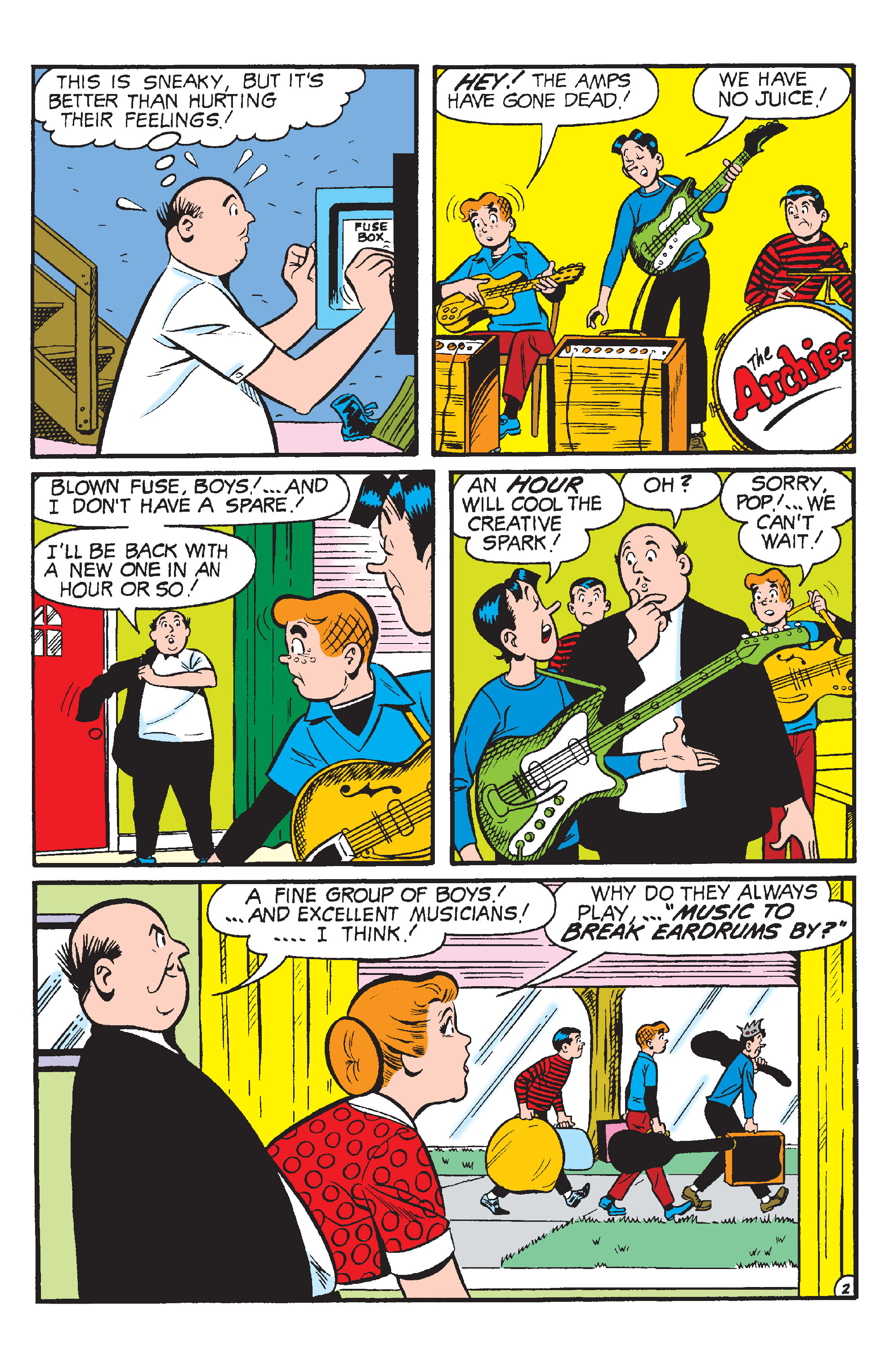 Read online Archie (2015) comic -  Issue #11 - 25