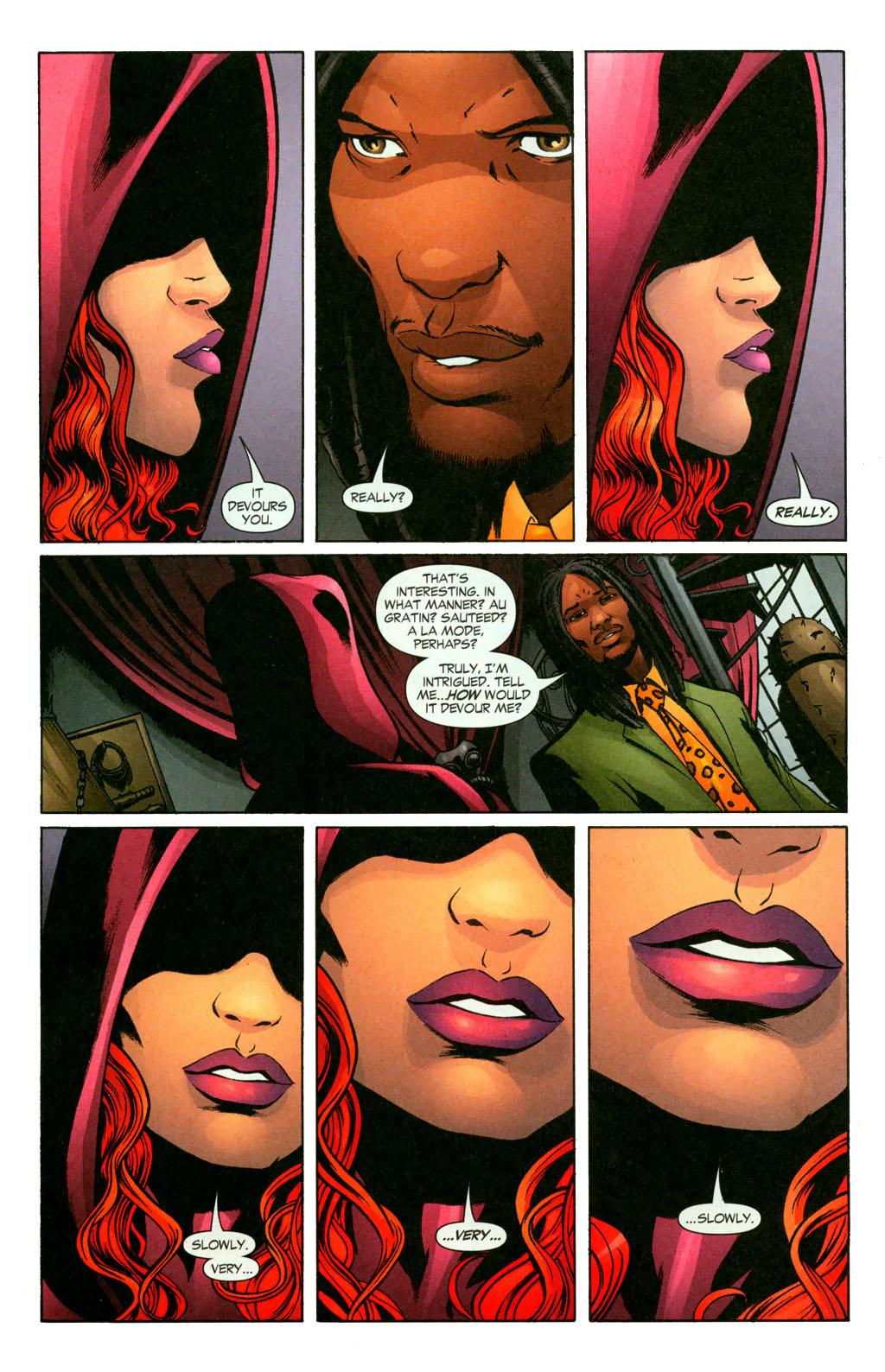 Read online Fallen Angel (2003) comic -  Issue #11 - 11