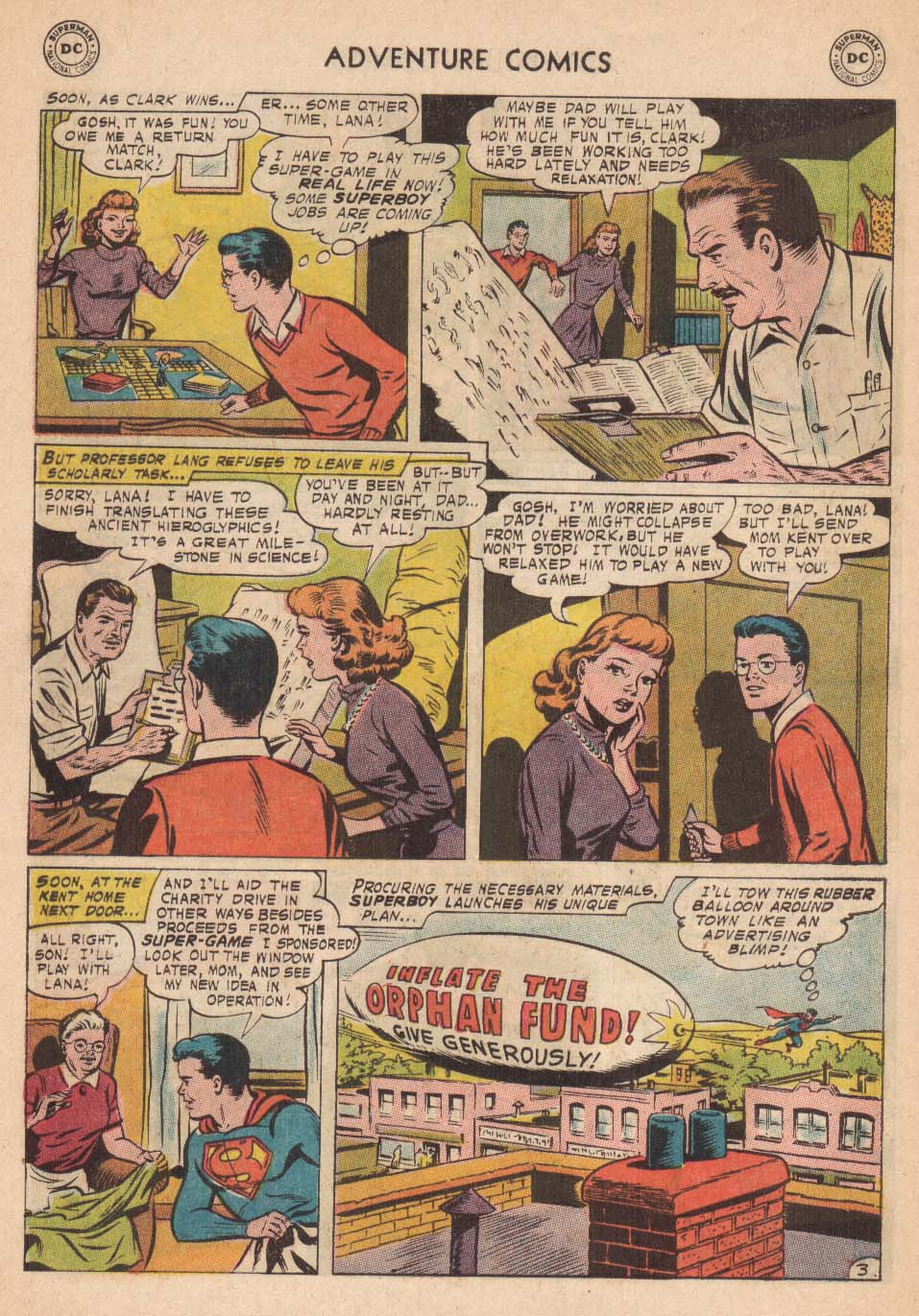 Read online Adventure Comics (1938) comic -  Issue #338 - 26