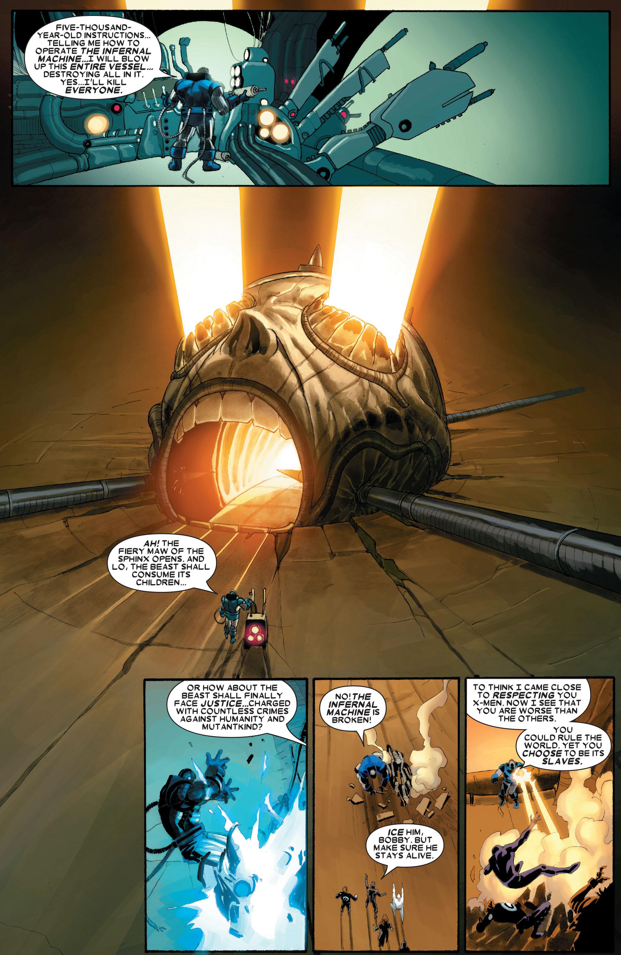 X-Men (1991) 186 Page 17